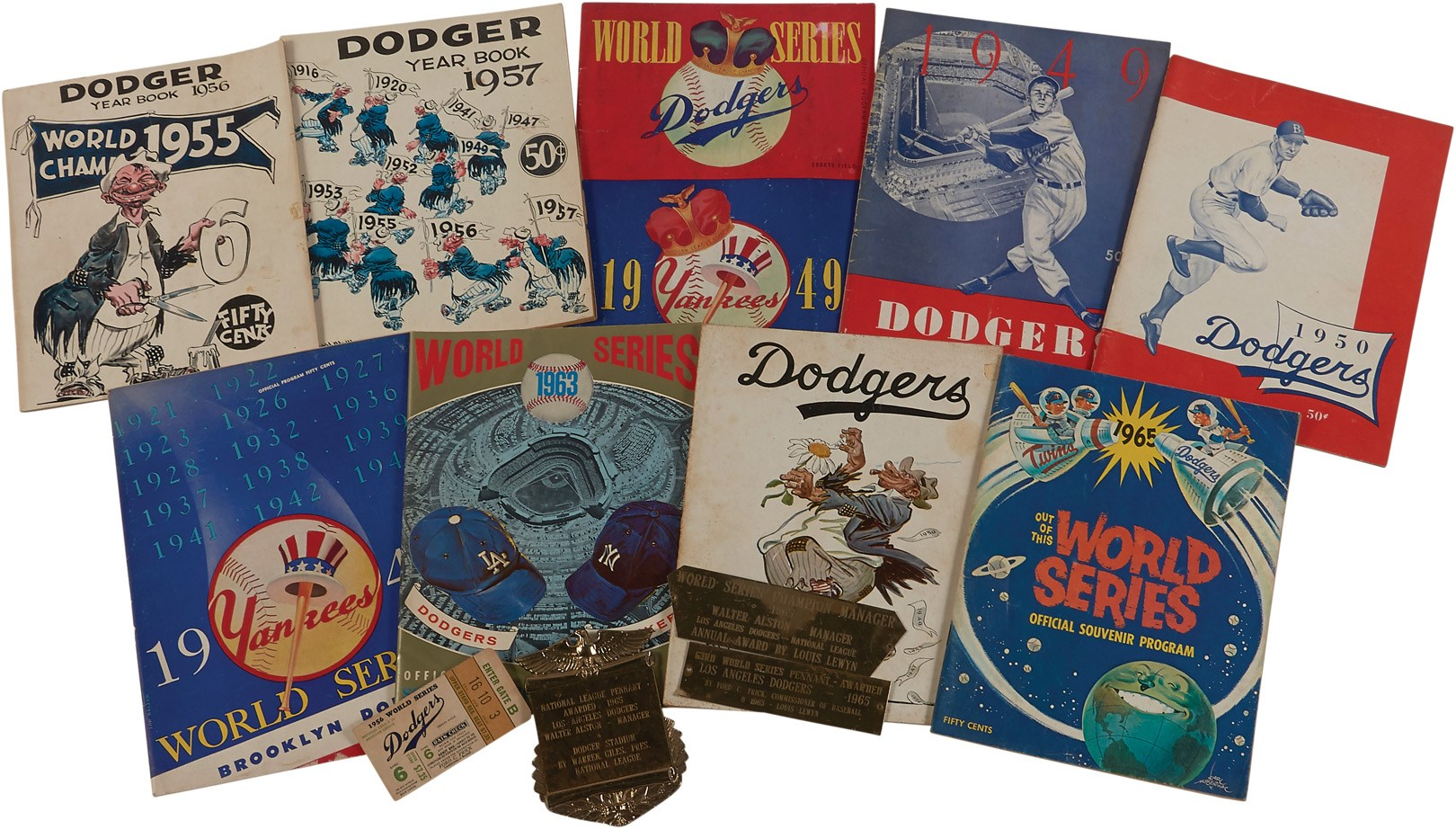 Jackie Robinson & Brooklyn Dodgers - Leland's Classic