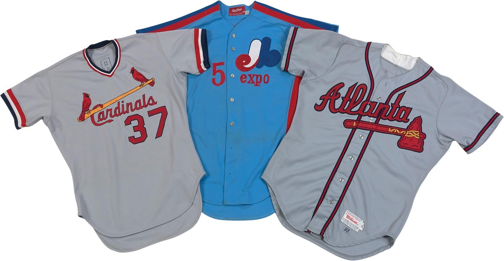 Baseball Equipment - Leland's Classic