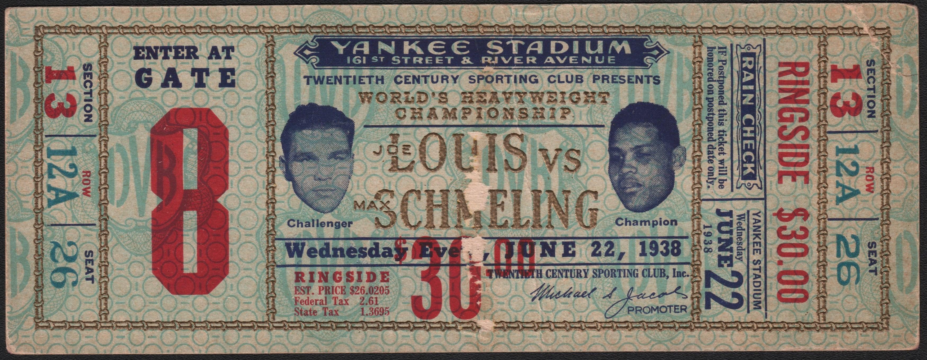 Muhammad Ali & Boxing - Monthly 01-18