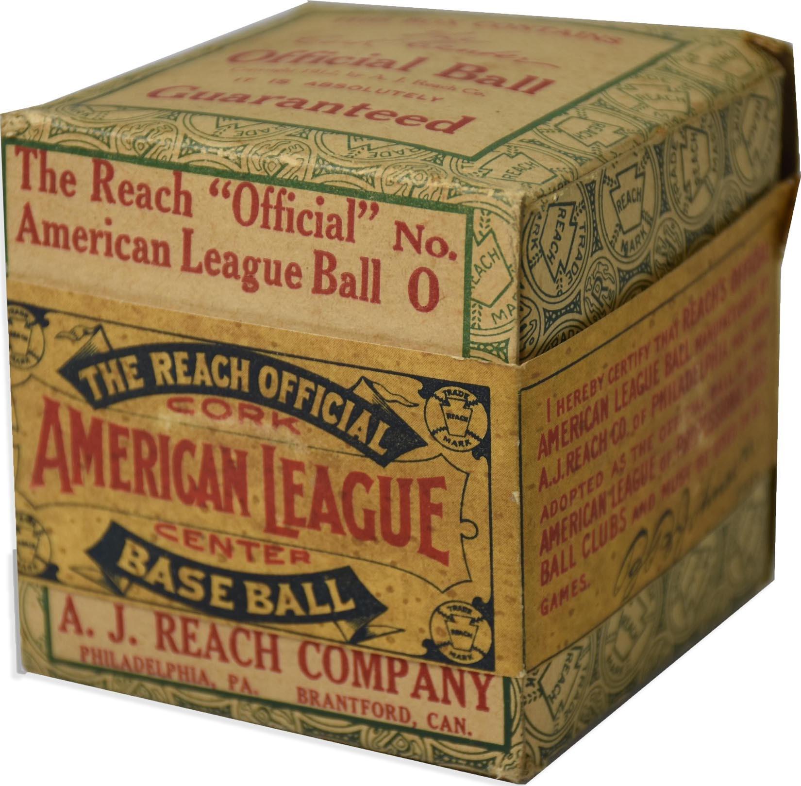 Baseball Memorabilia - 2018 Invitational