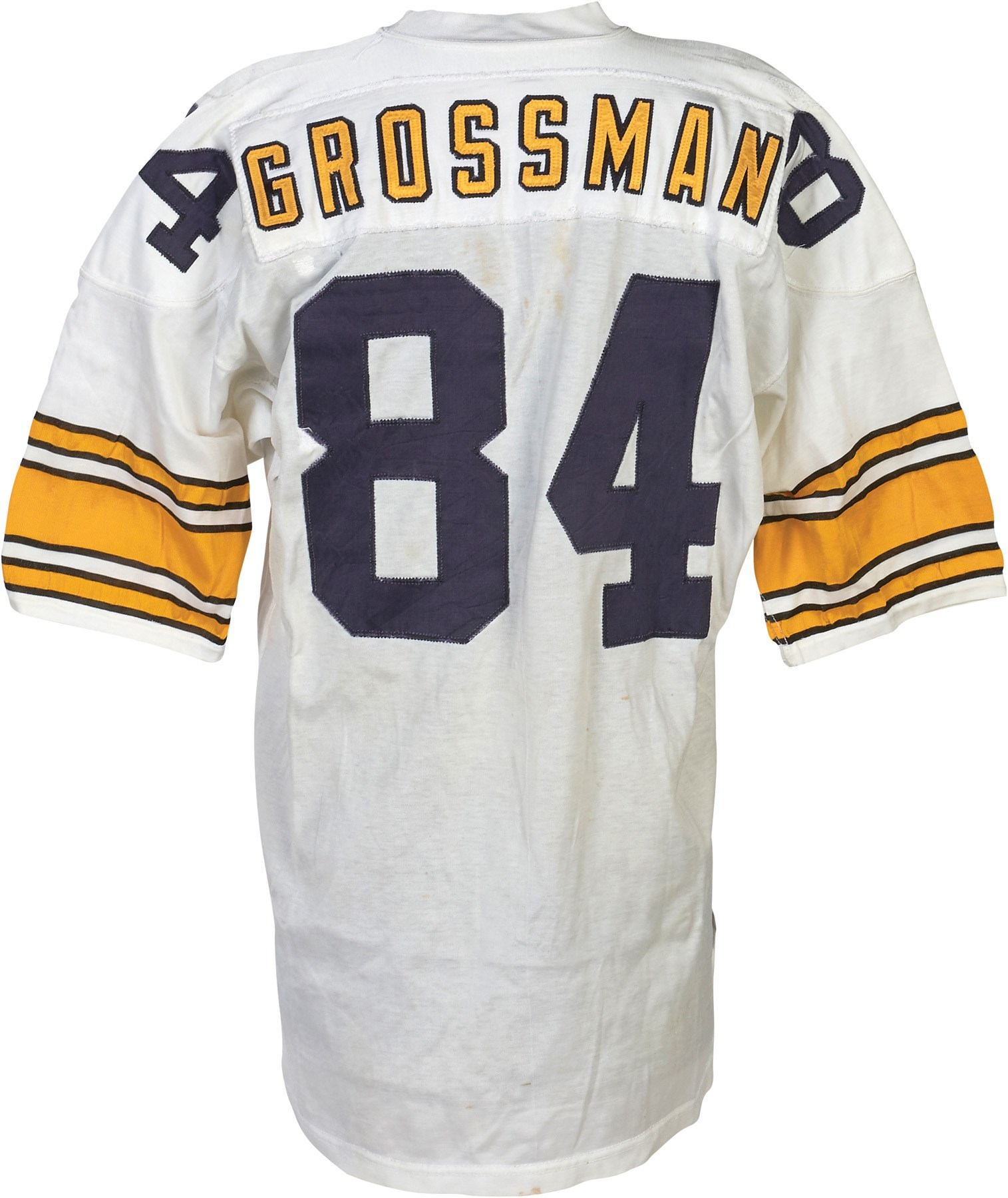 1973 Randy Grossman Pittsburgh Steelers Game Worn Jersey