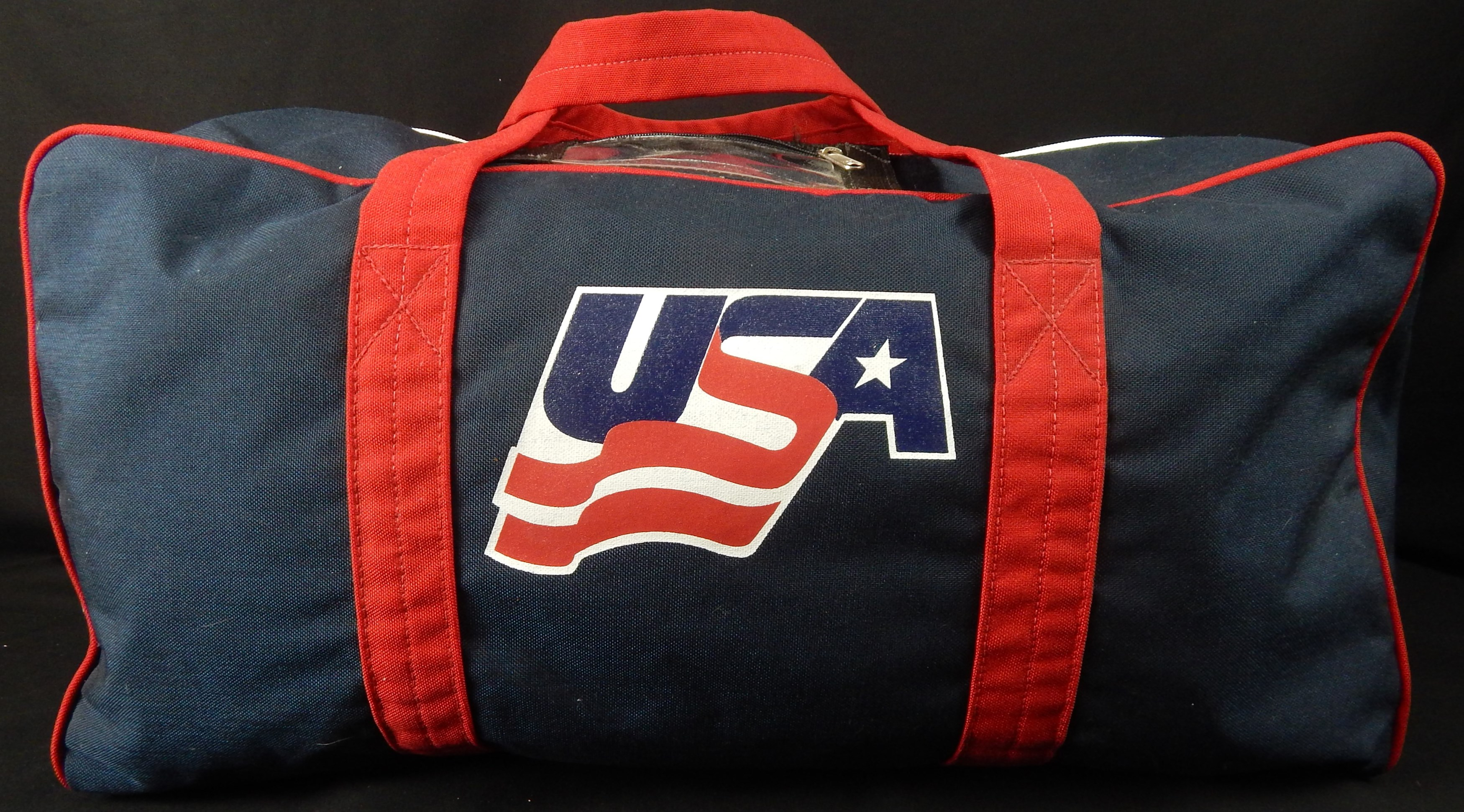 244bfd4609d6 Team USA Hockey Equipment Bag from Top NHL Executive