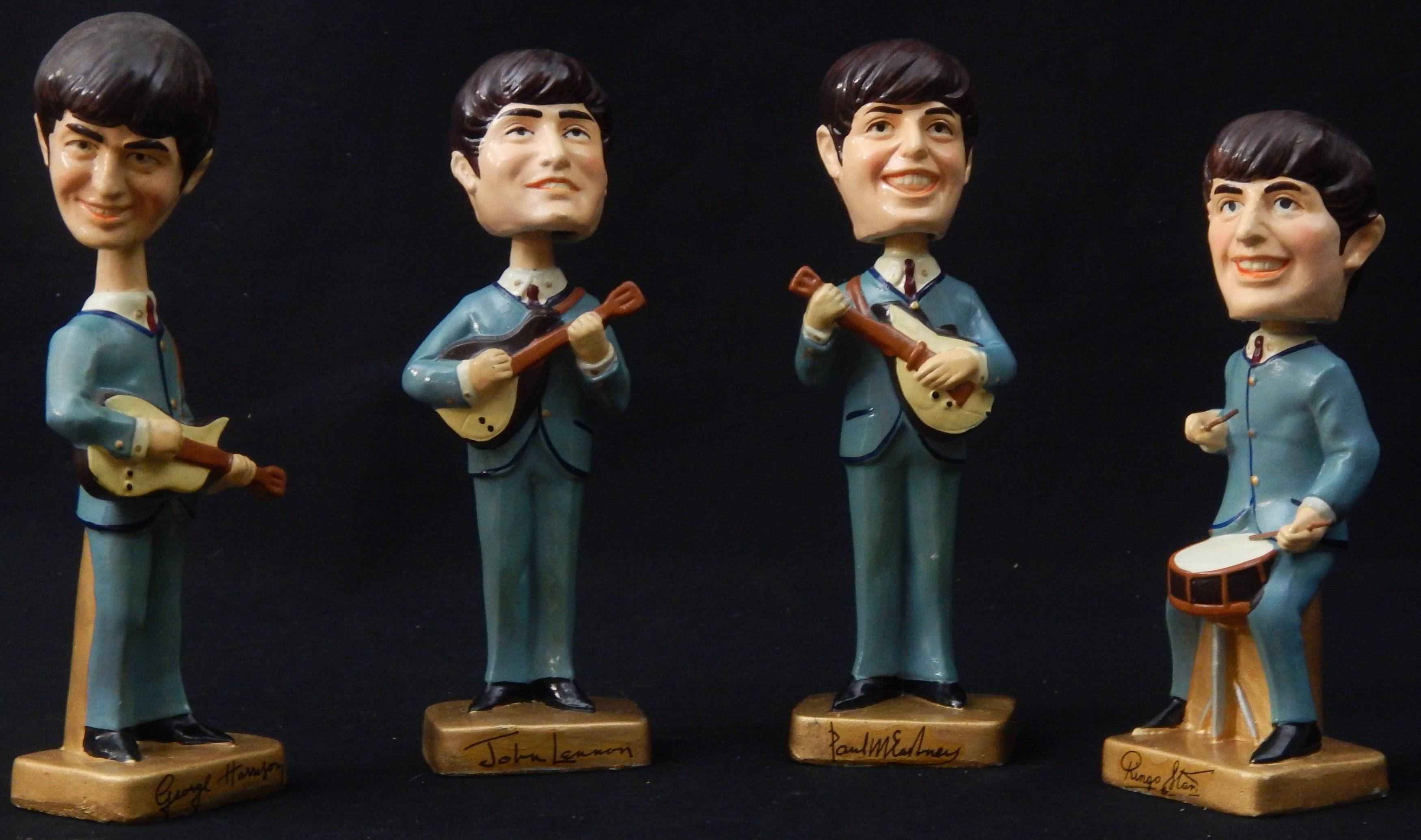 Beatles Memorabilia - Monthly 04-18