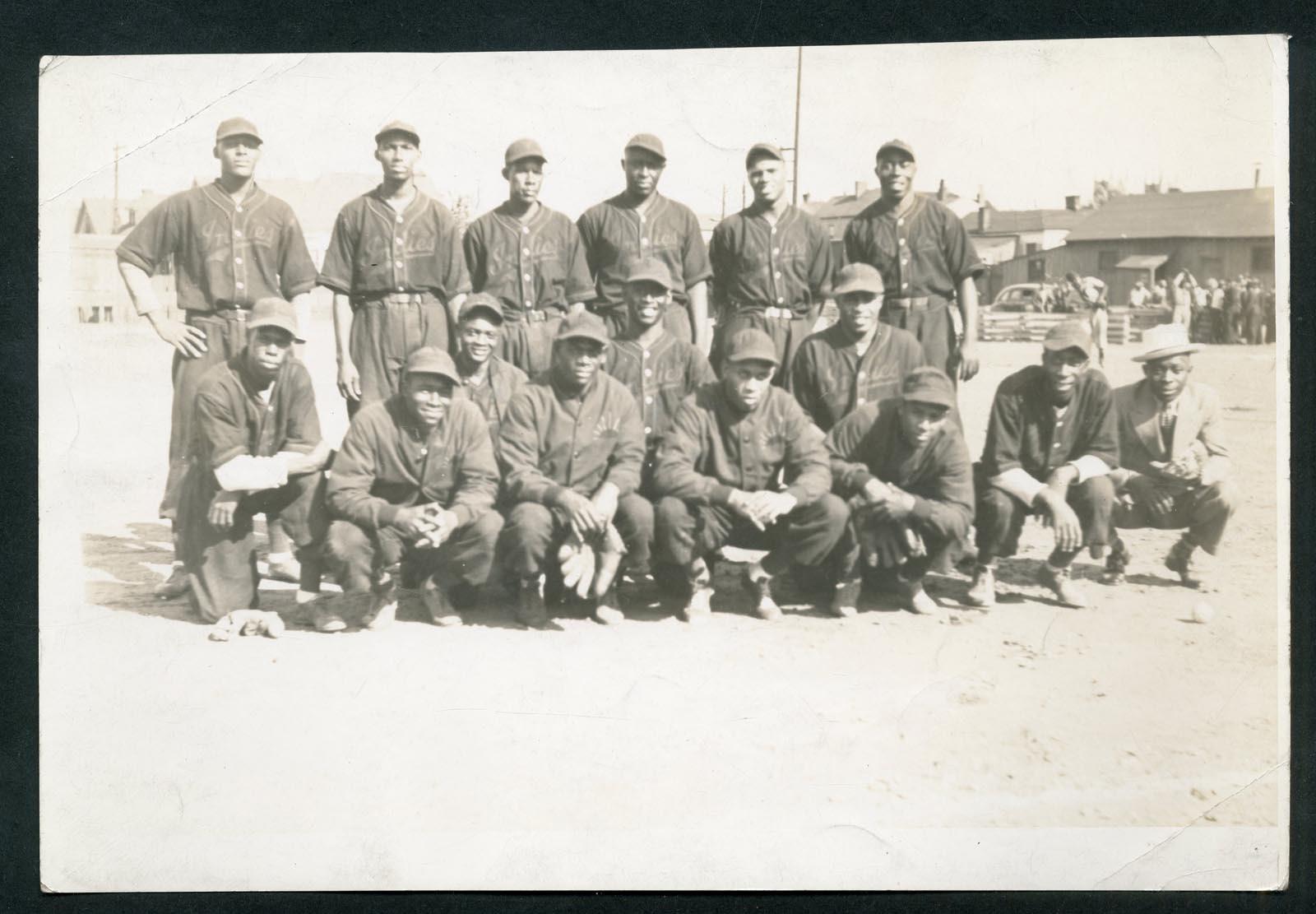 Negro League, Latin, Japanese & Int'l Baseball - Monthly 05-18