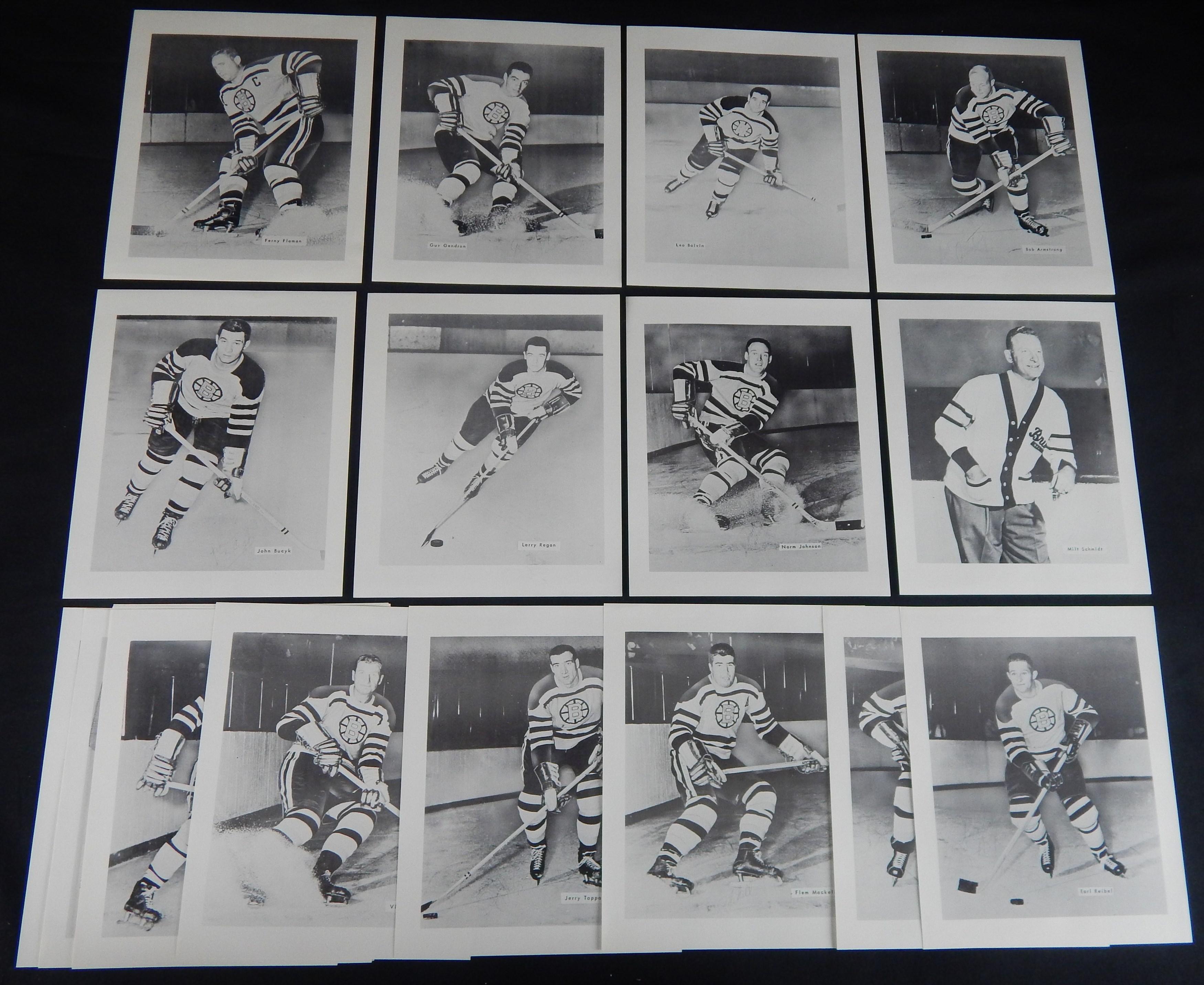 Hockey - Monthly 04-18