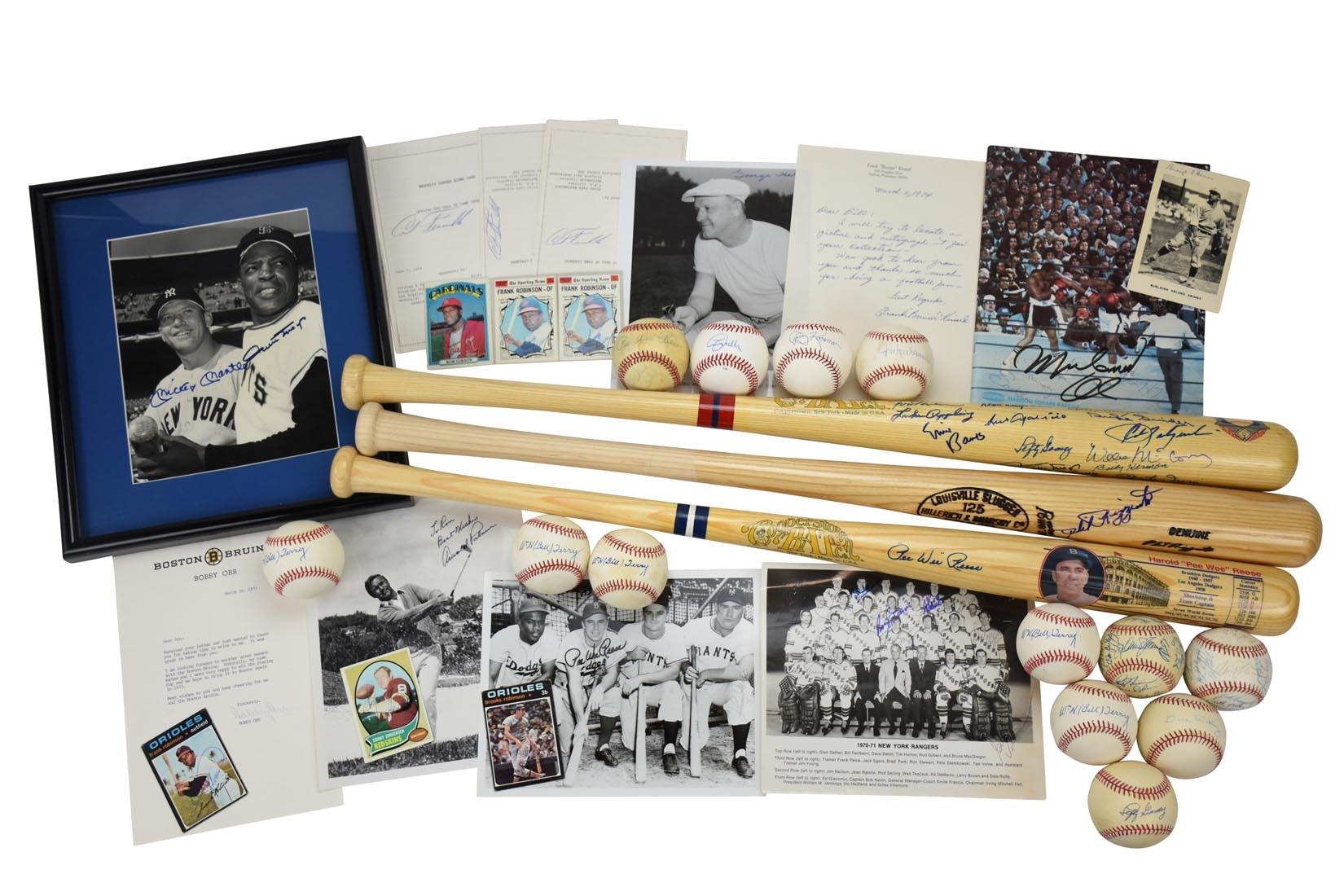 Baseball Autographs - 2018 Invitational