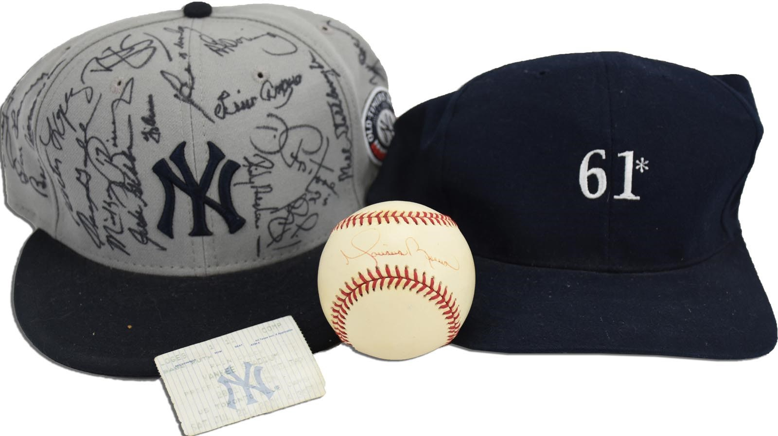 NY Yankees, Giants & Mets - Monthly 05-18