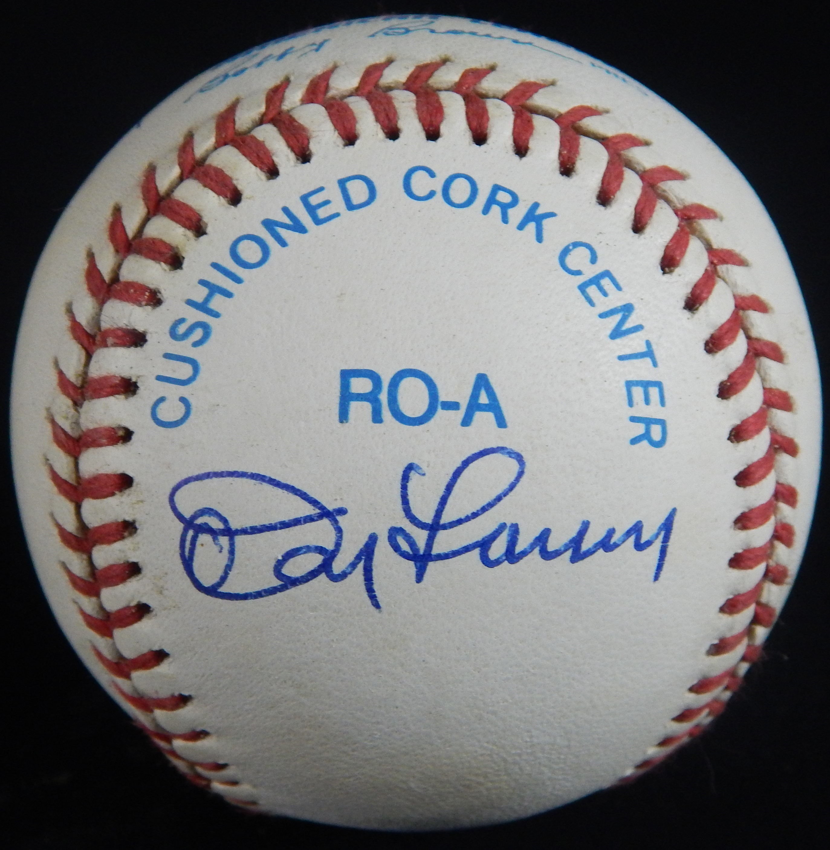 Baseball Autographs - Monthly 04-18