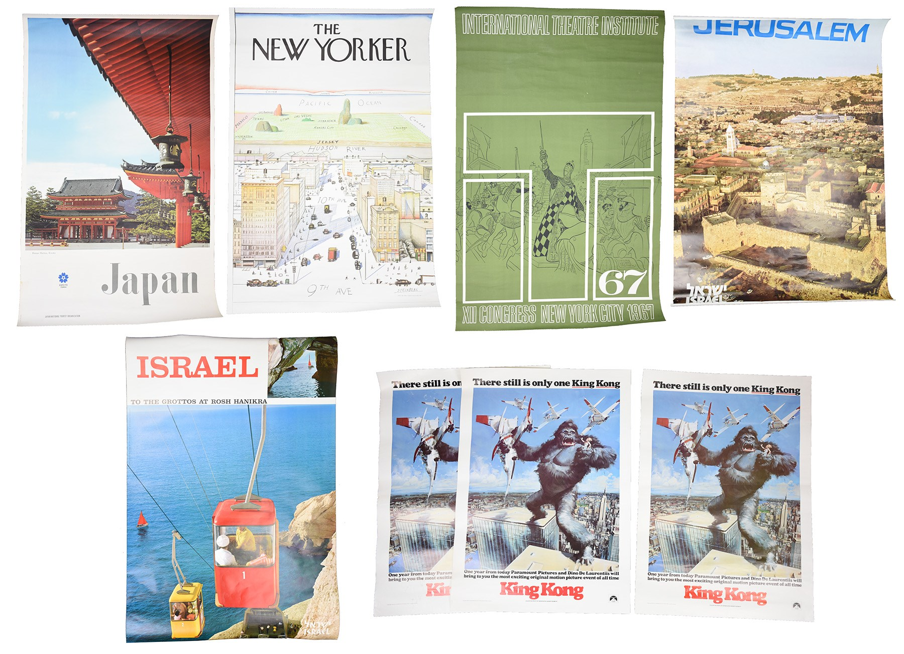 The New Yorker Collection - 2018 Invitational
