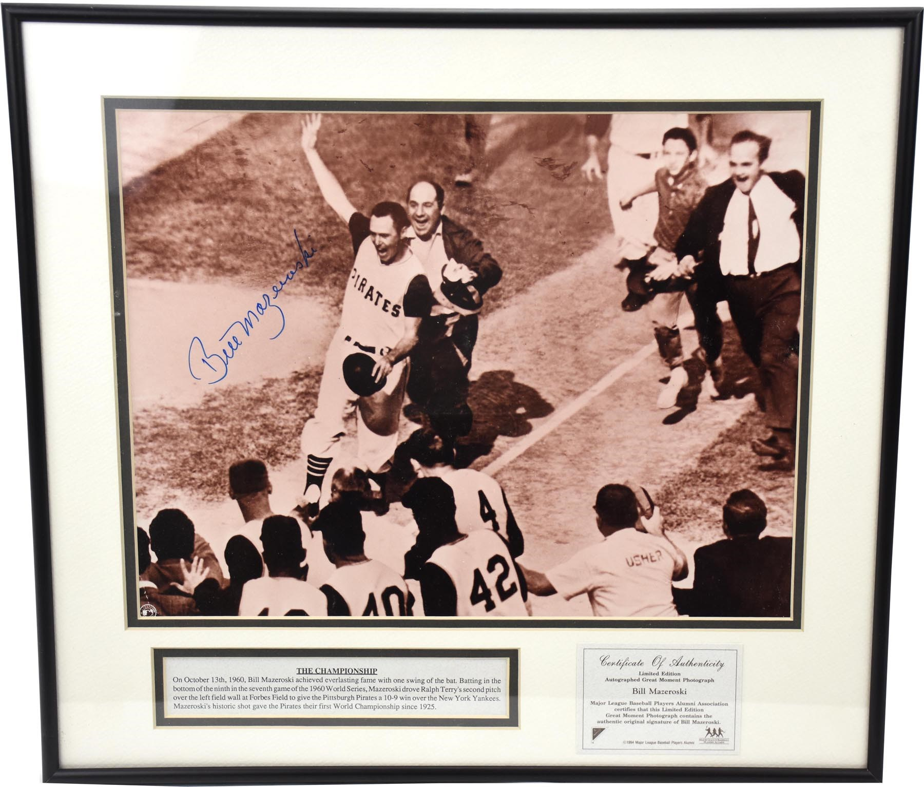 Clemente and Pittsburgh Pirates - Monthly 05-18