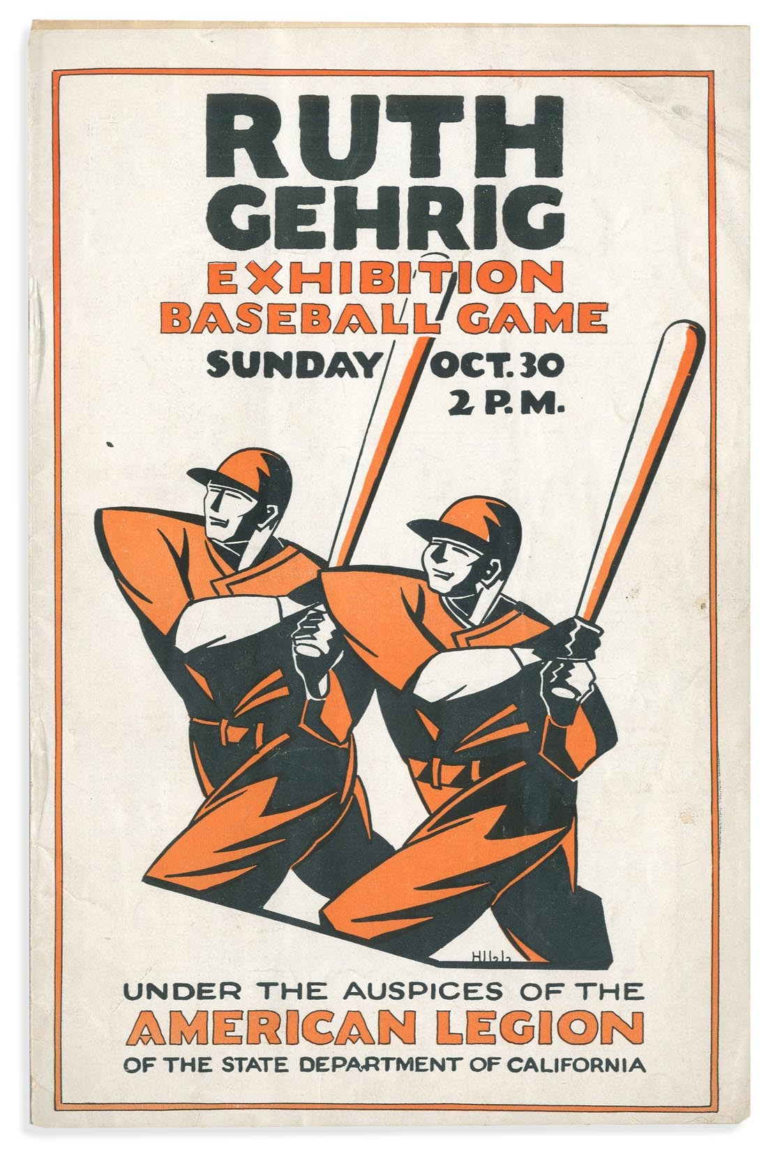 Ruth and Gehrig - 2018 Invitational