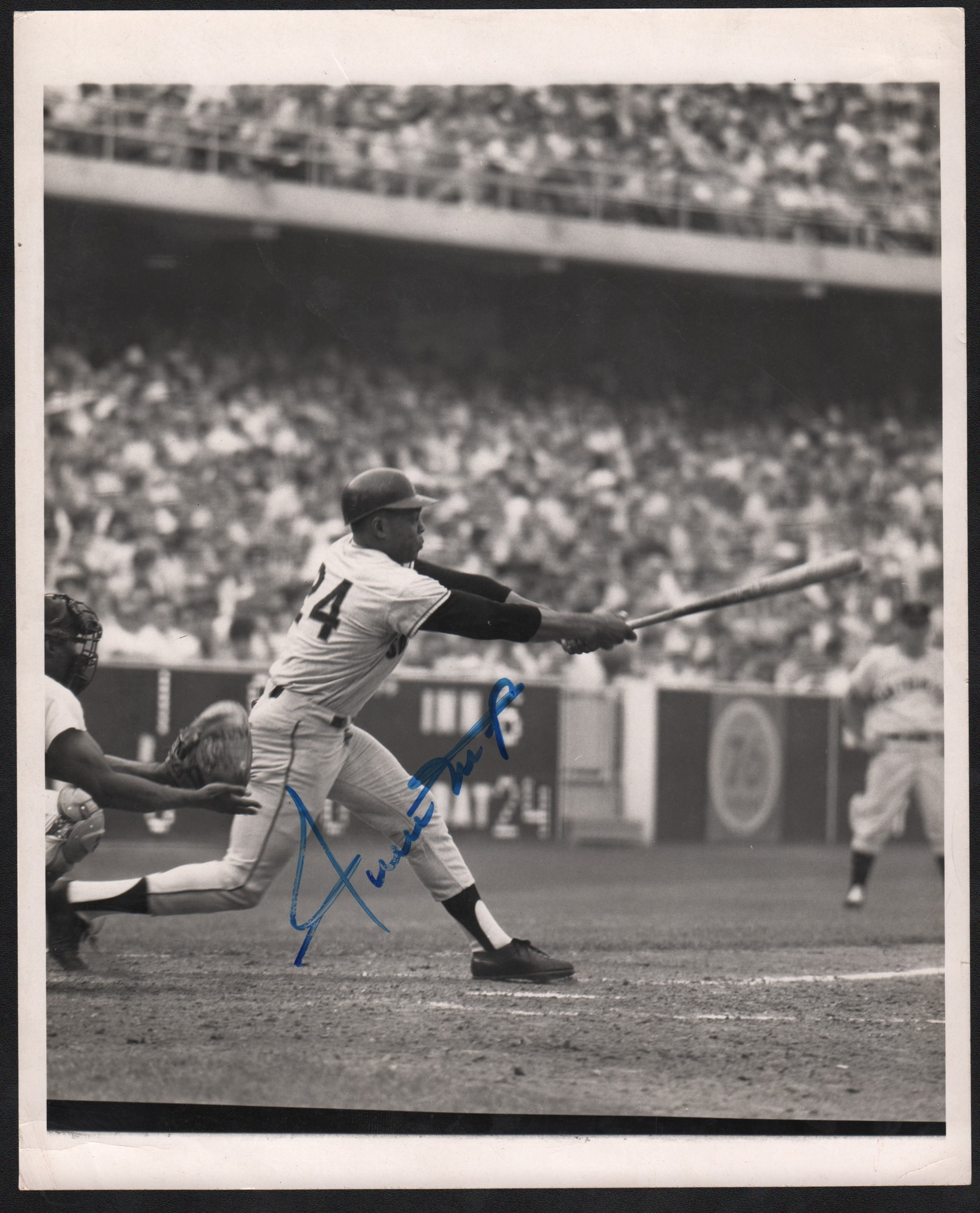 Willie Mays - Monthly 05-18