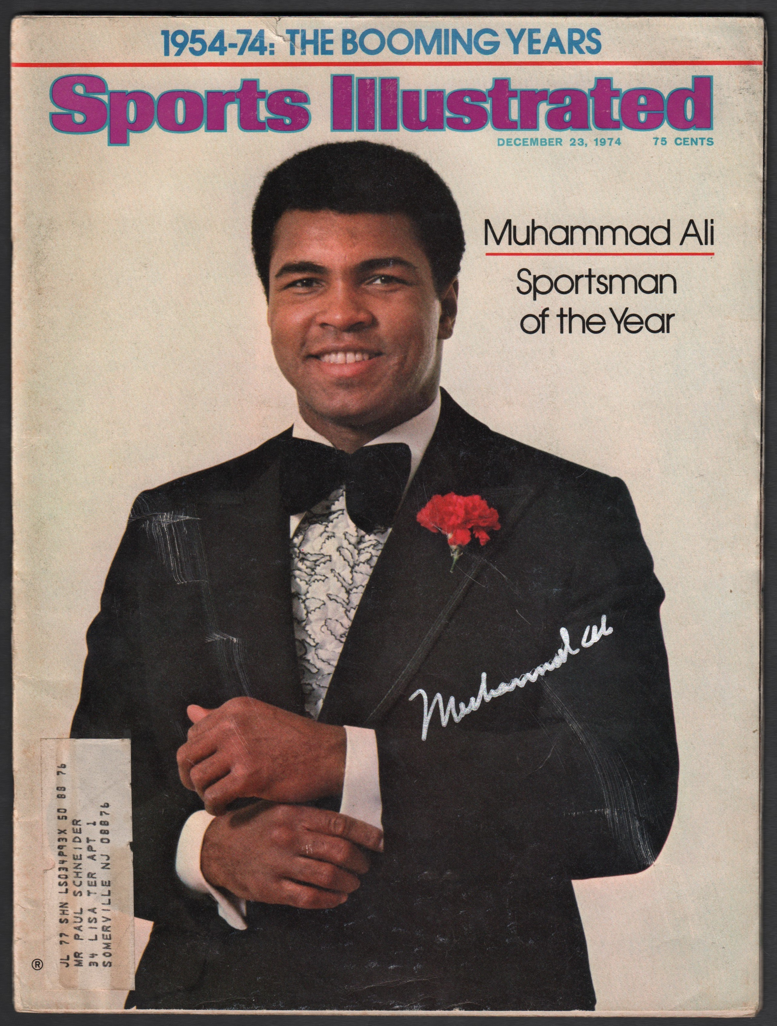 Muhammad Ali & Boxing - Monthly 05-18