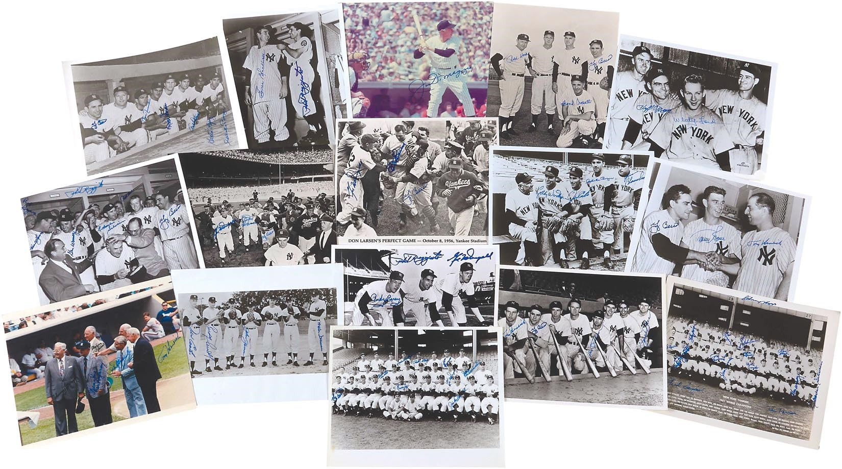 NY Yankees, Giants & Mets - 2018 Invitational
