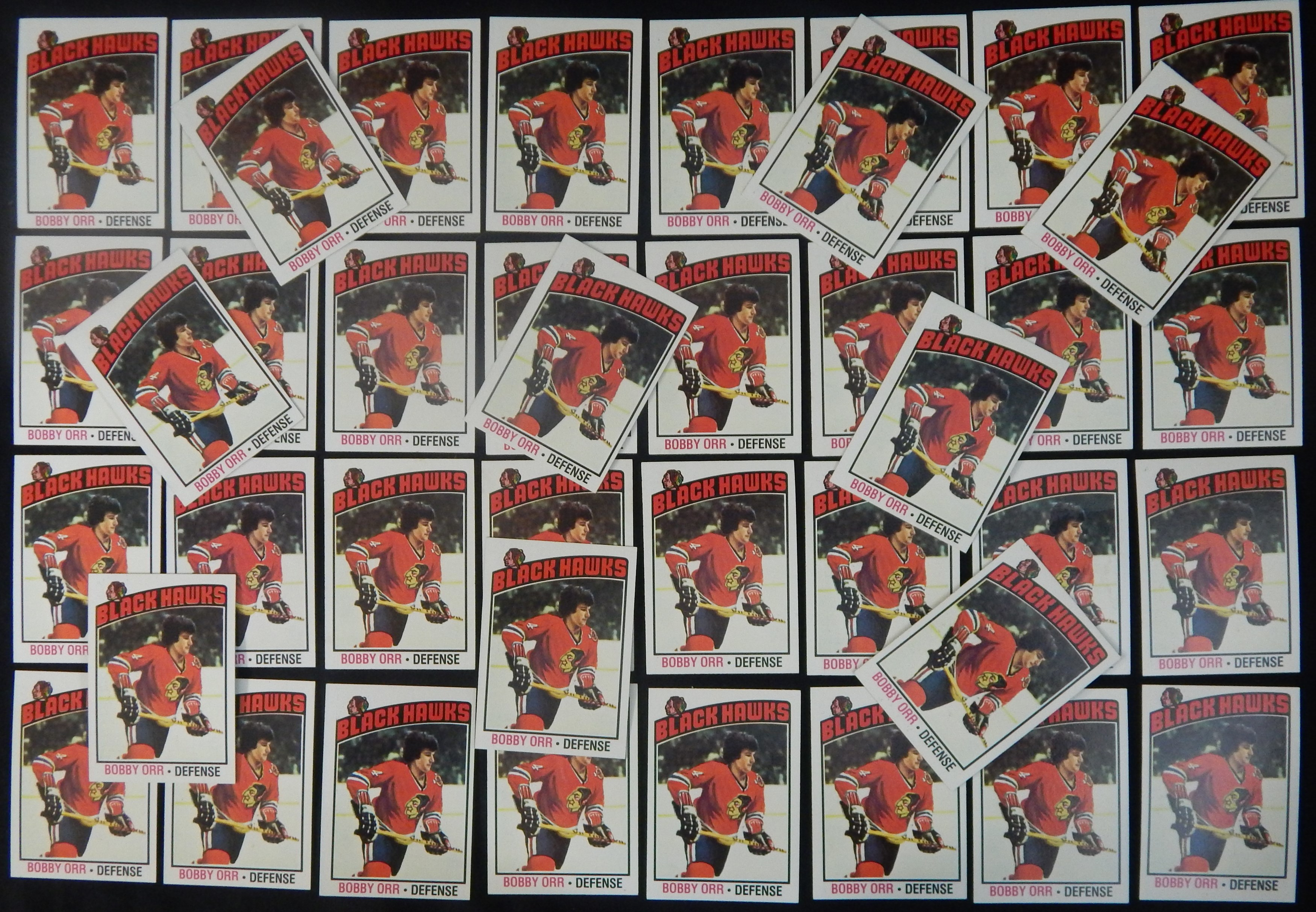 Hockey Cards - Monthly 05-18