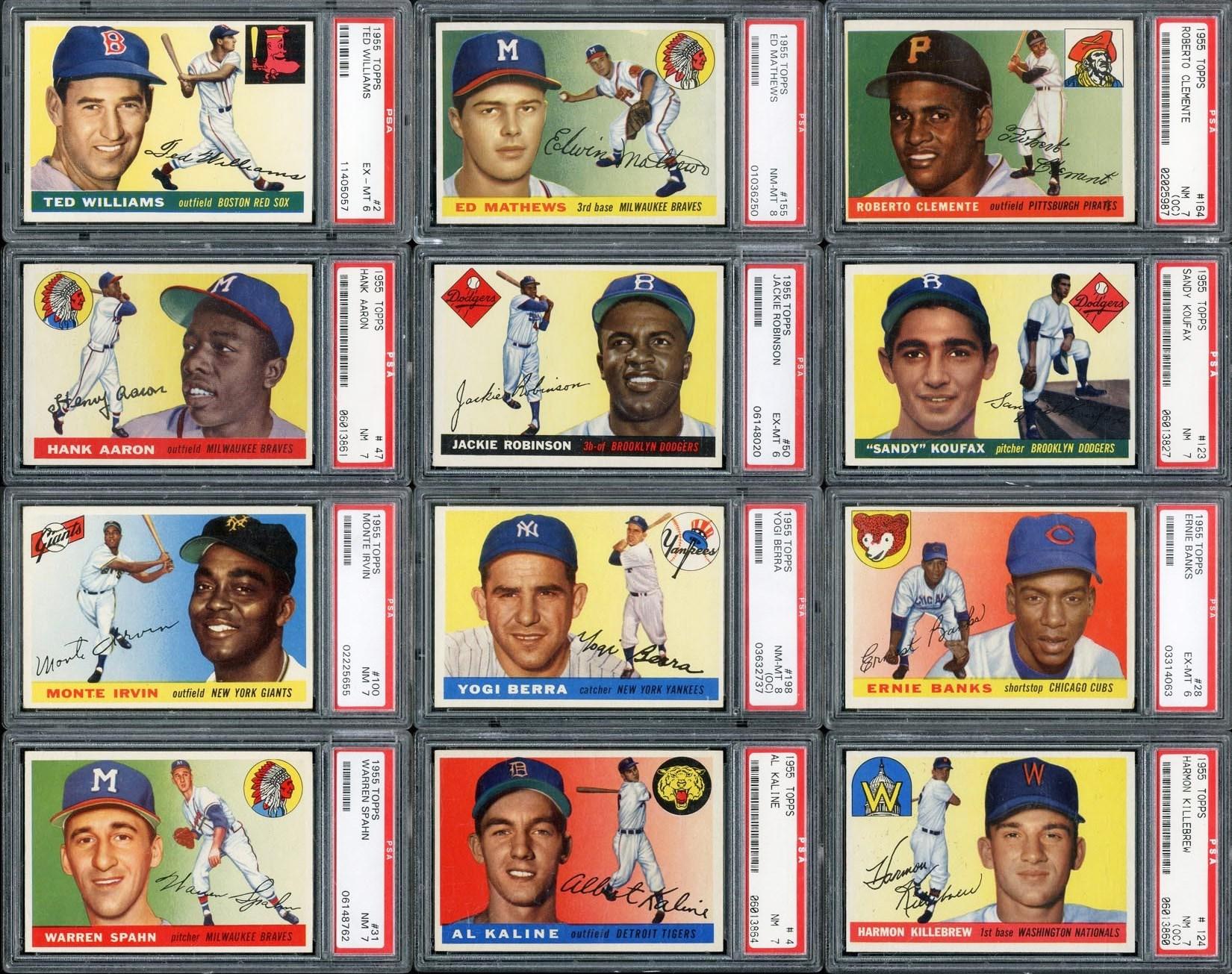 Baseball and Trading Cards - 2018 Invitational