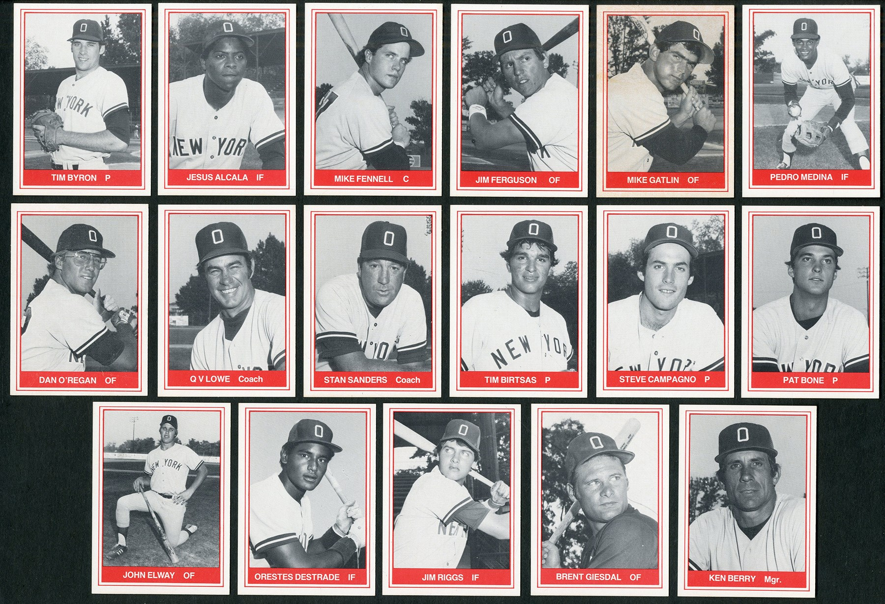 Baseball and Trading Cards - Monthly 06-18