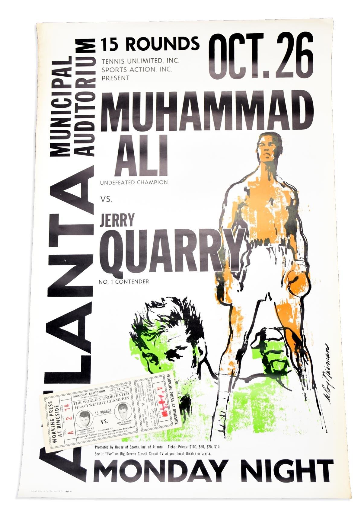 Muhammad Ali & Boxing - Monthly 07-18