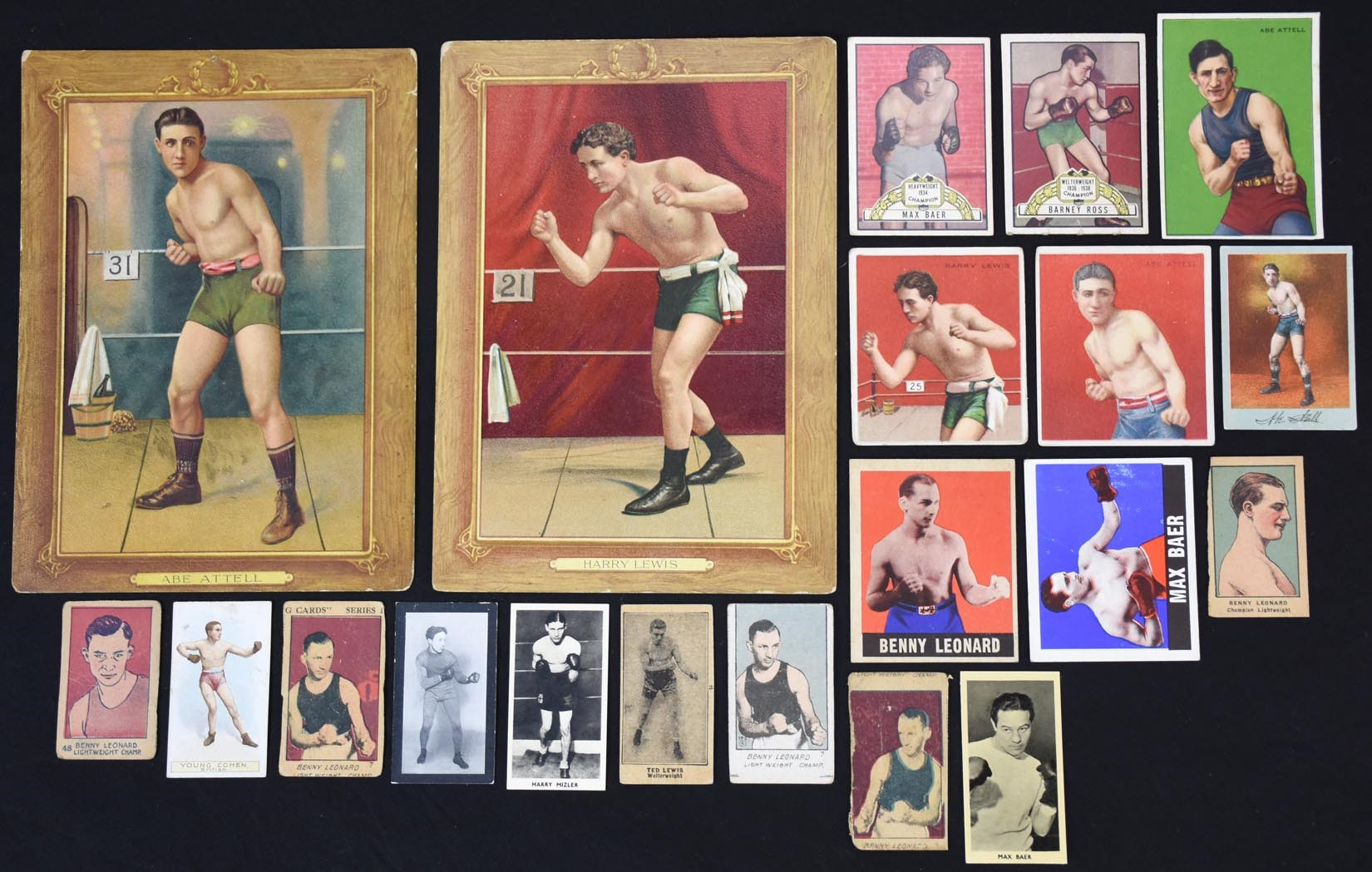 Boxing Cards - 2018 Invitational