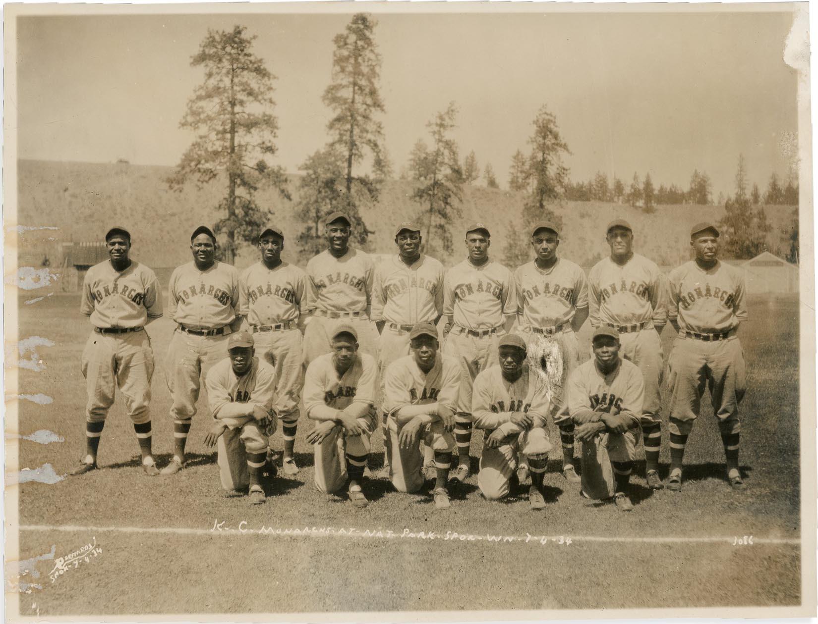Negro League, Latin, Japanese & International Base - 2018 Invitational