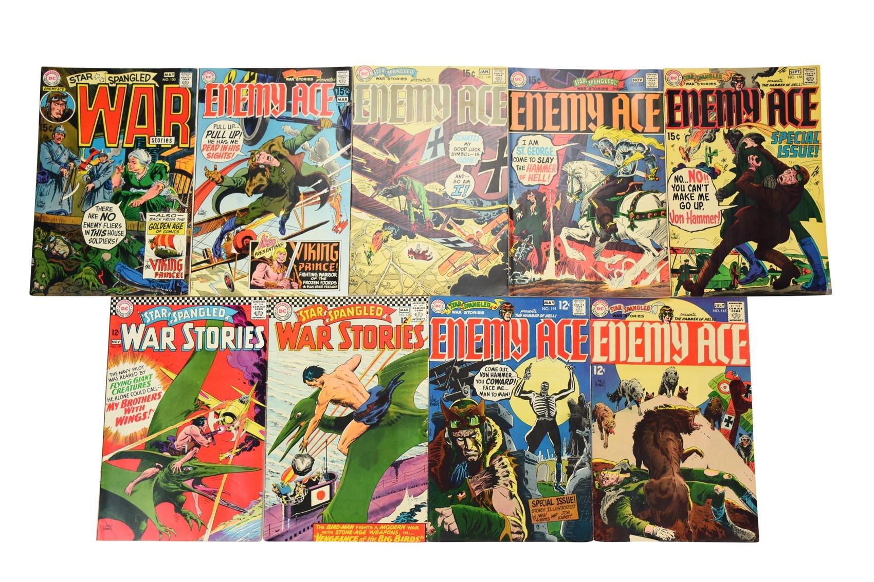 Comics - Monthly 07-18