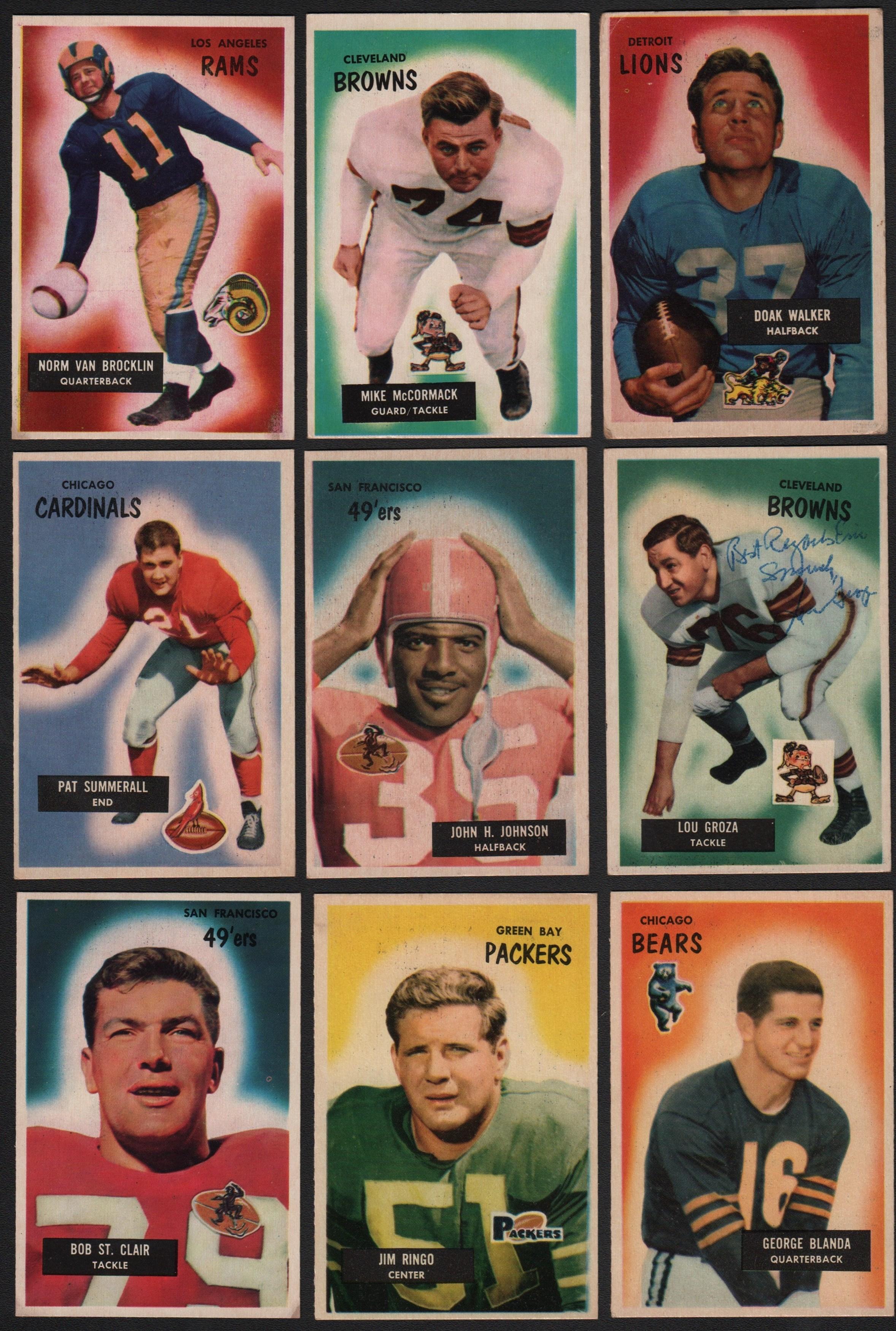 Football Cards - 2018 Invitational