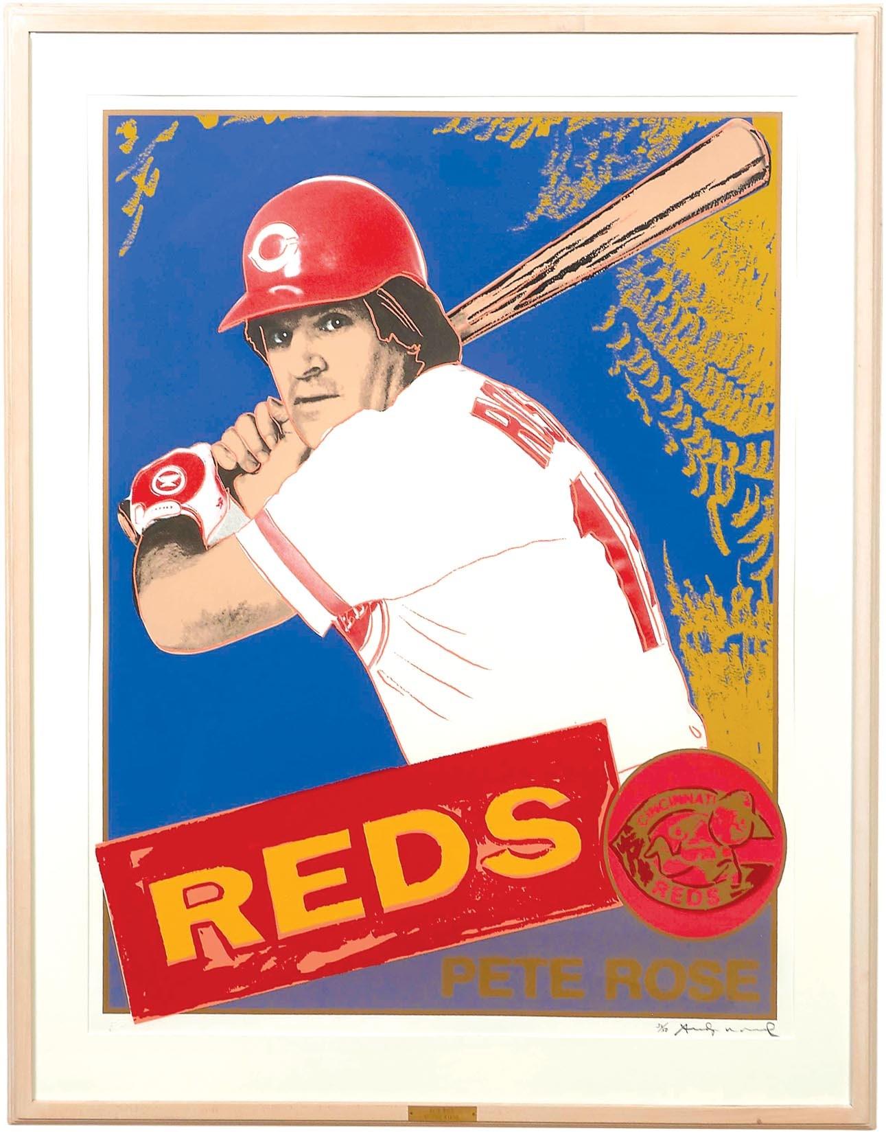 Pete Rose & Cincinnati Reds - 2018 Invitational
