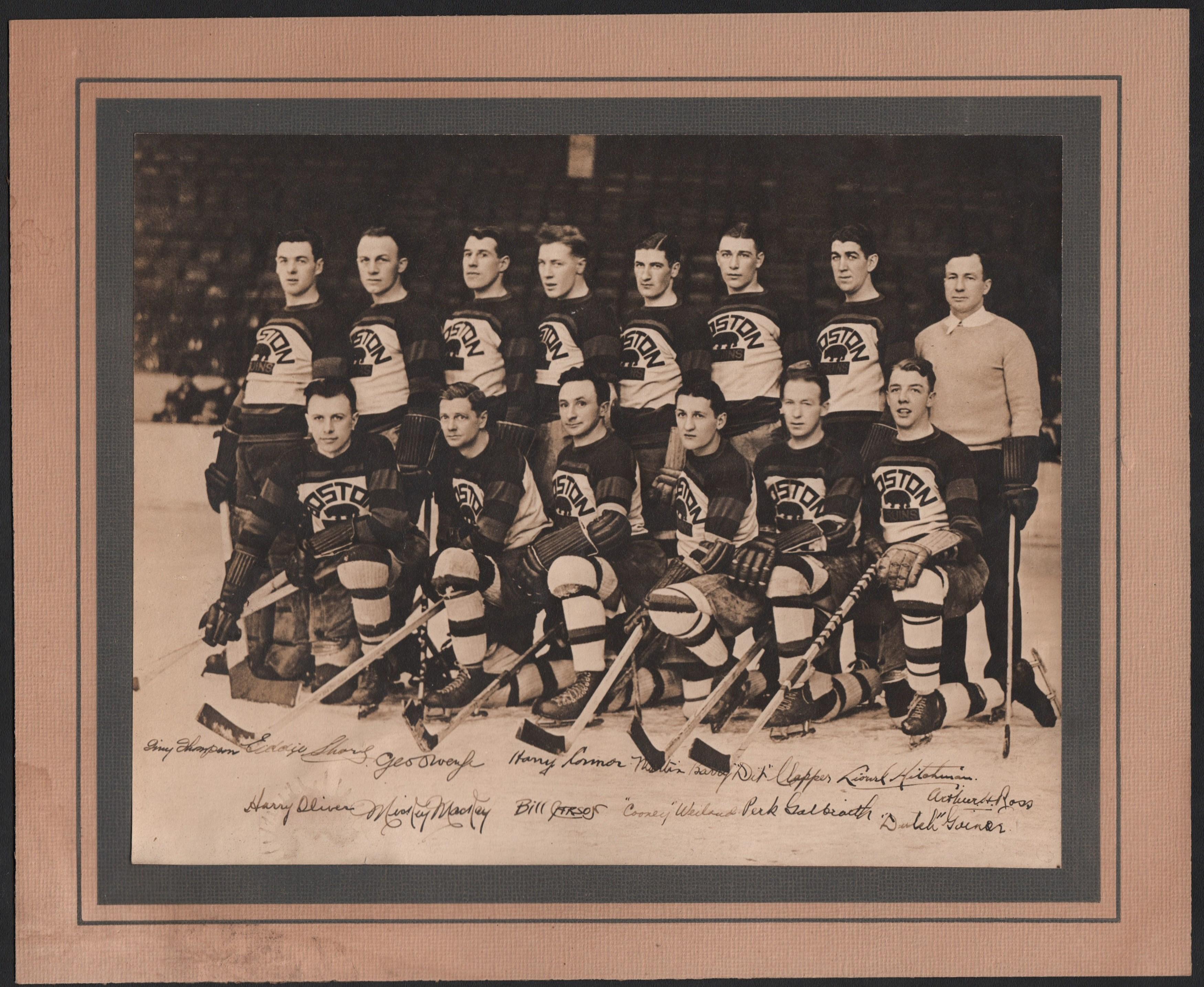 Hockey - Monthly 06-18