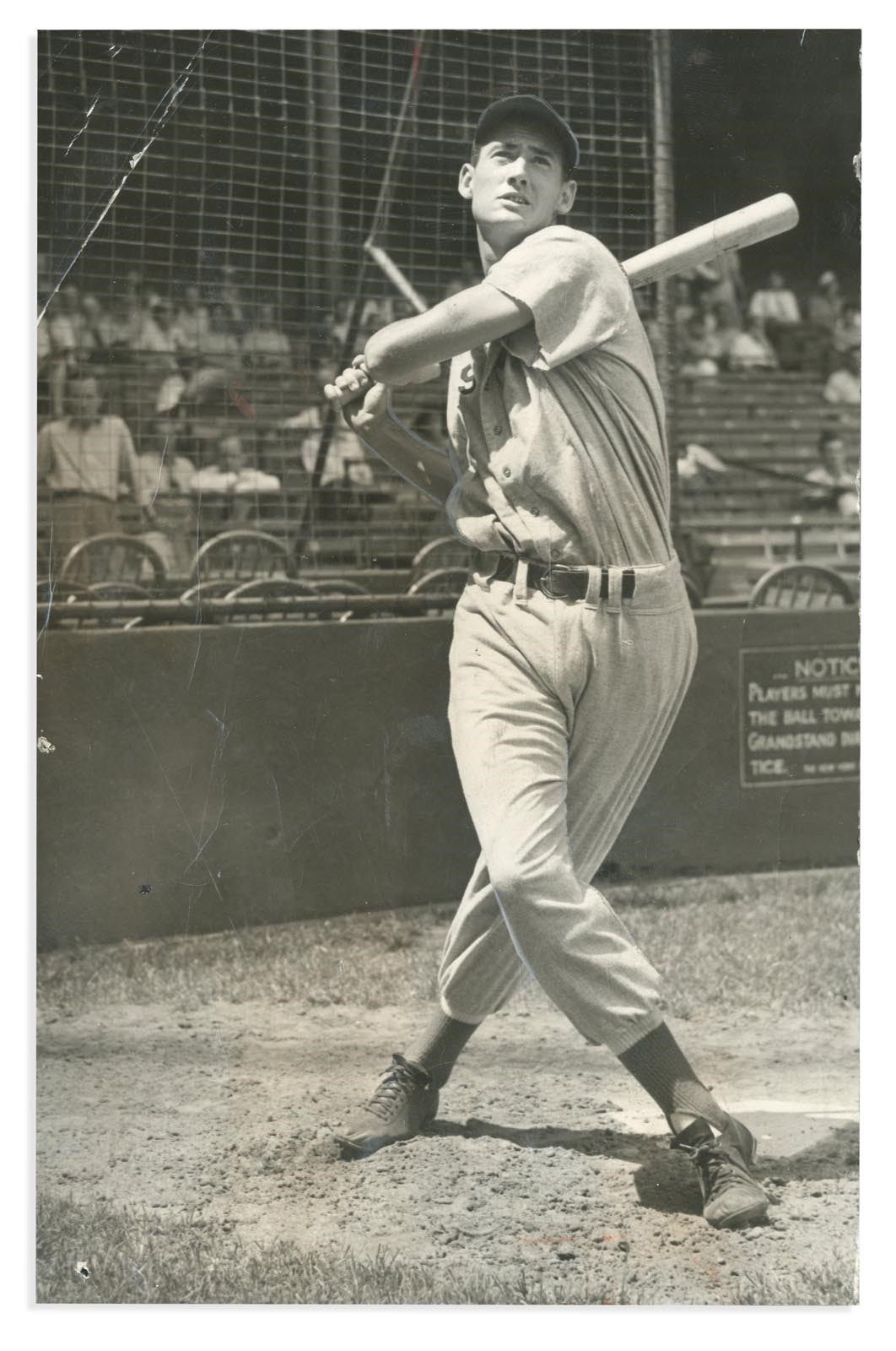 Vintage Sports Photographs - Monthly 07-18