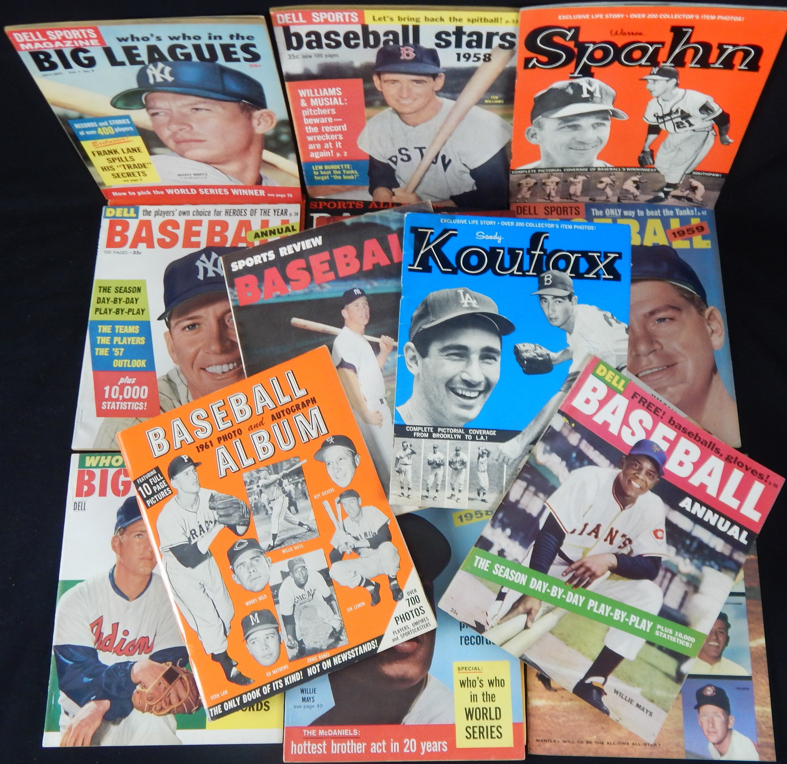 Baseball Publications - Monthly 07-18