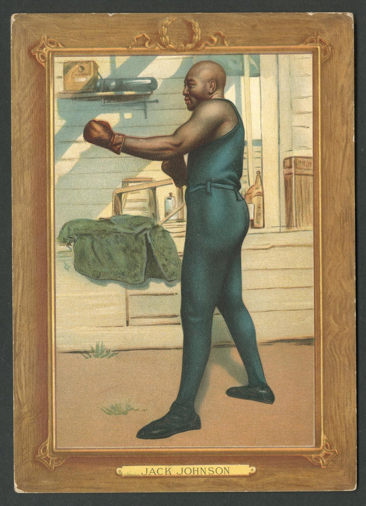 Boxing Cards - Monthly 07-18