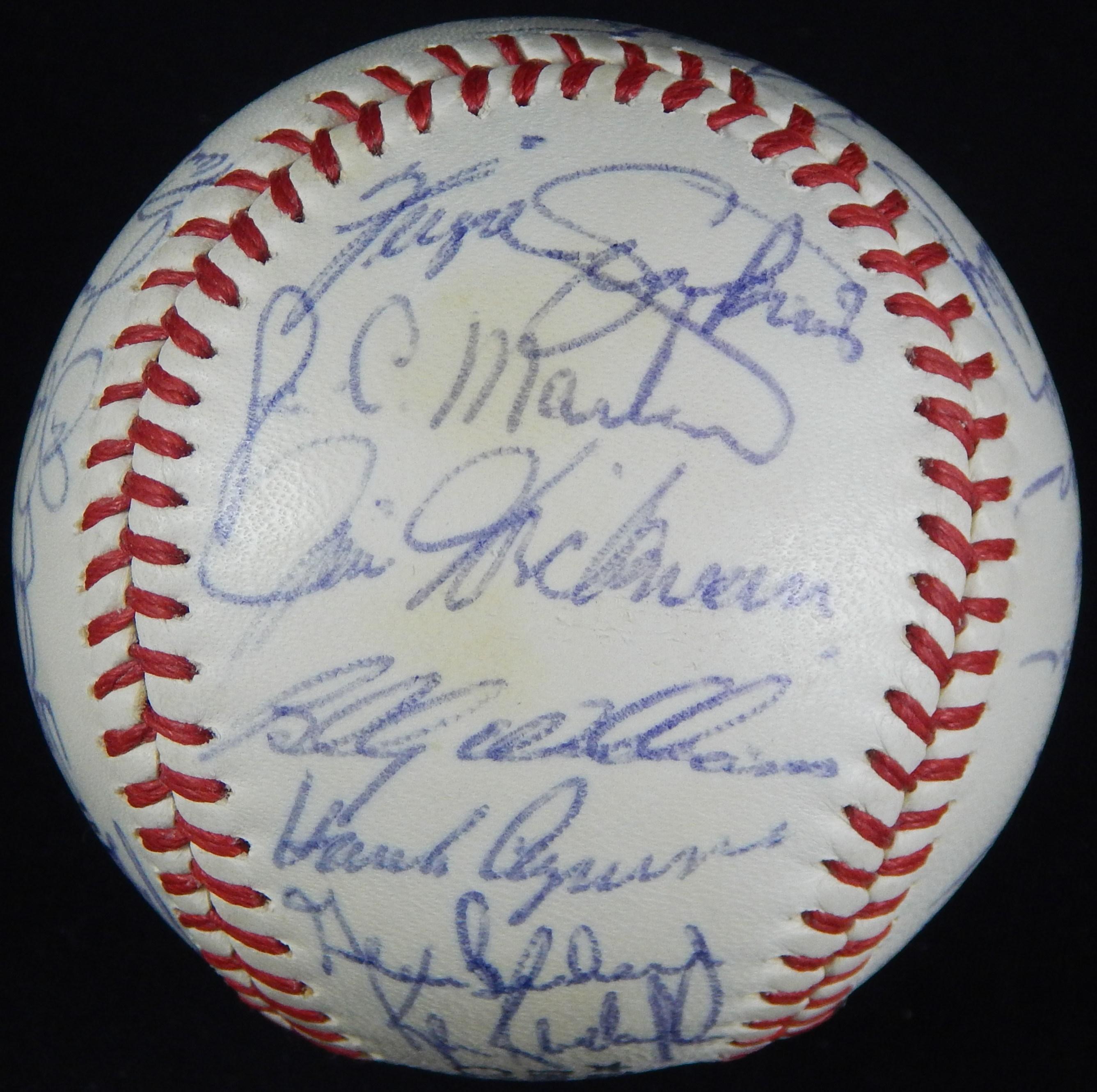 Team Baseballs - Monthly 07-18