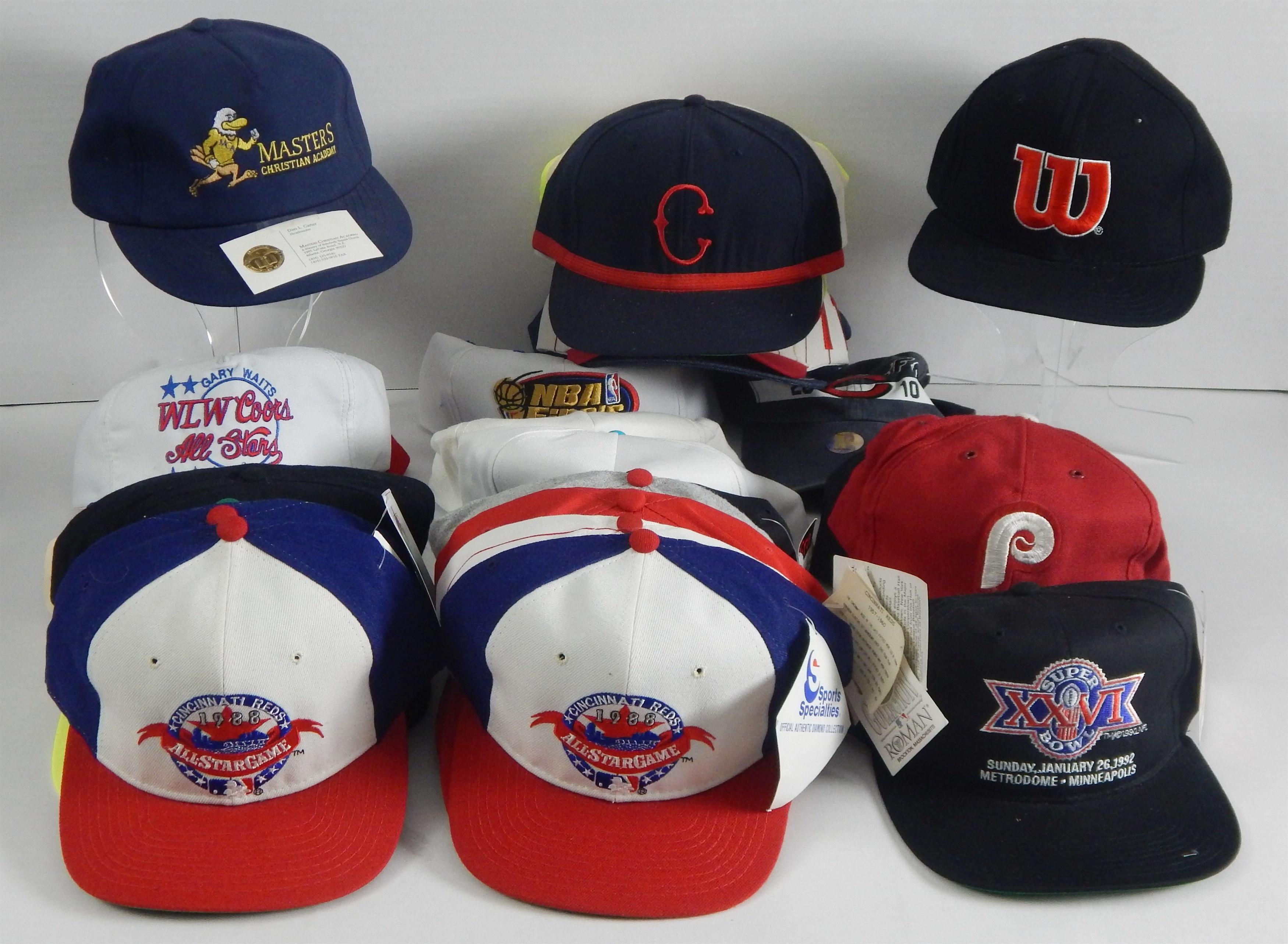 Bernie Stowe Cincinnati Reds Collection - Monthly 07-18