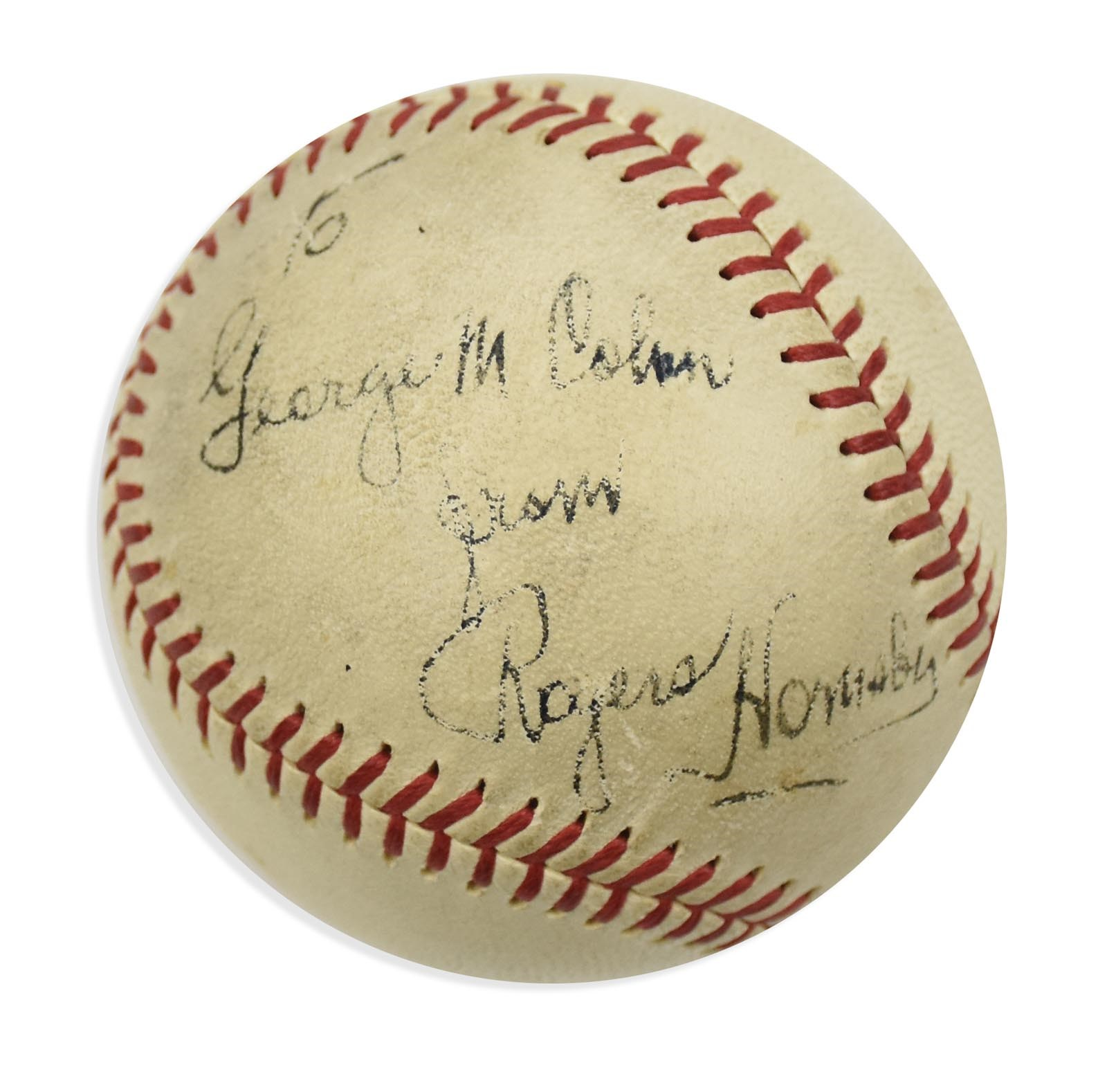 Baseball Autographs - Future Auctions