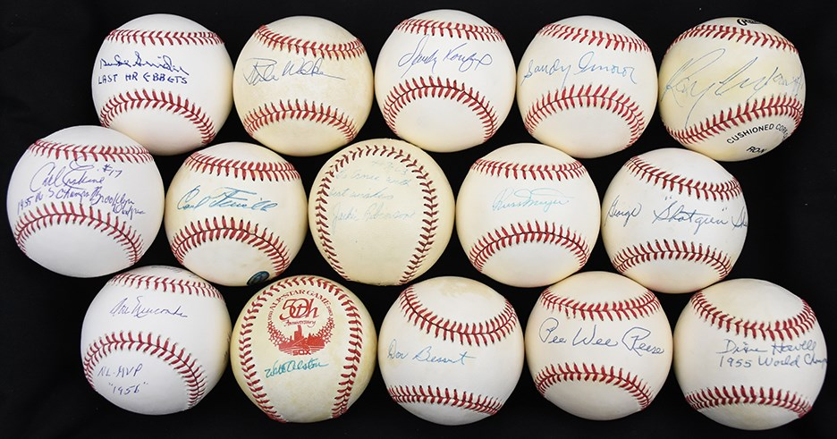 Jackie Robinson & Brooklyn Dodgers - Future Auctions