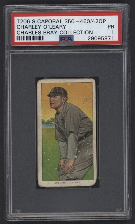 Baseball and Trading Cards - Monthly 10-18