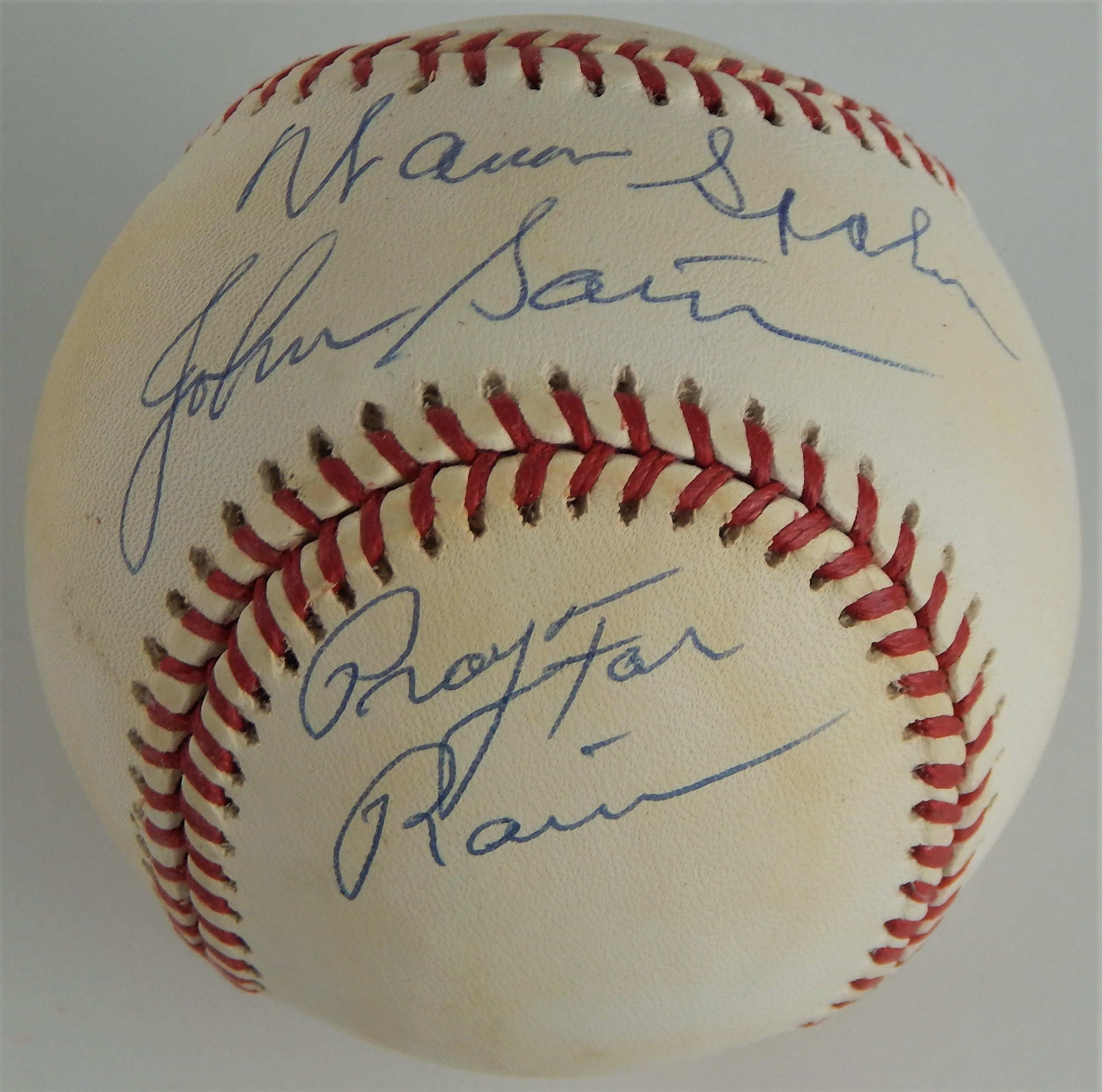 Baseball Autographs - Monthly 10-18