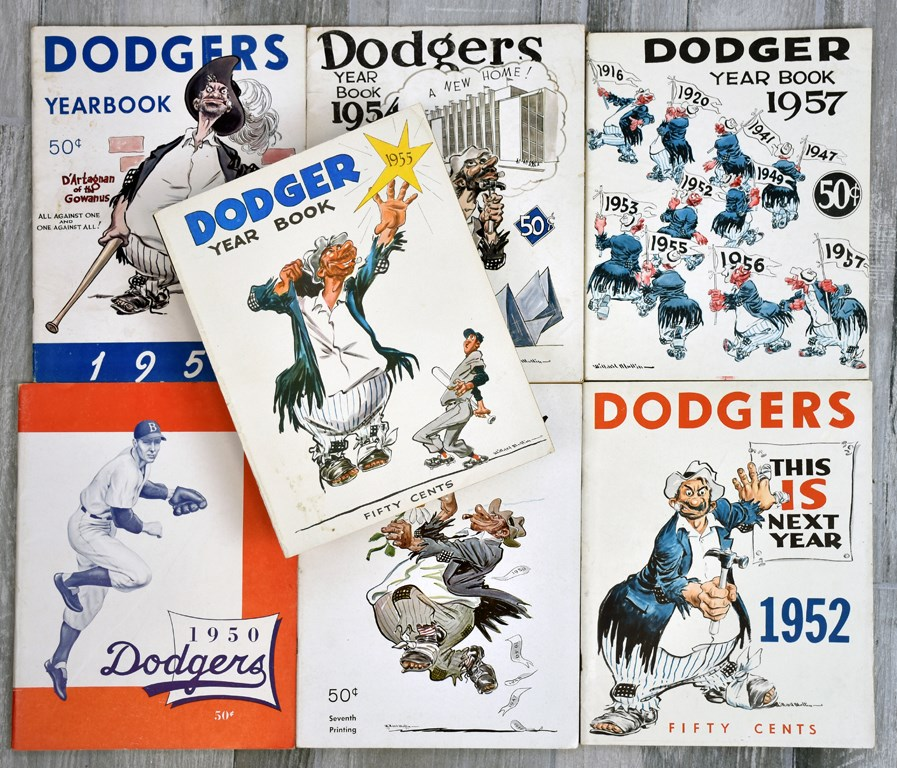 Jackie Robinson & Brooklyn Dodgers - Monthly 10-18