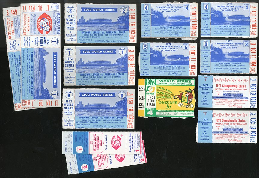 Tickets, Publications & Pins - Monthly 11-18