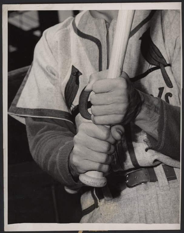 Dennis Dugan Collection of Vintage Baseball Photog - Monthly 10-18