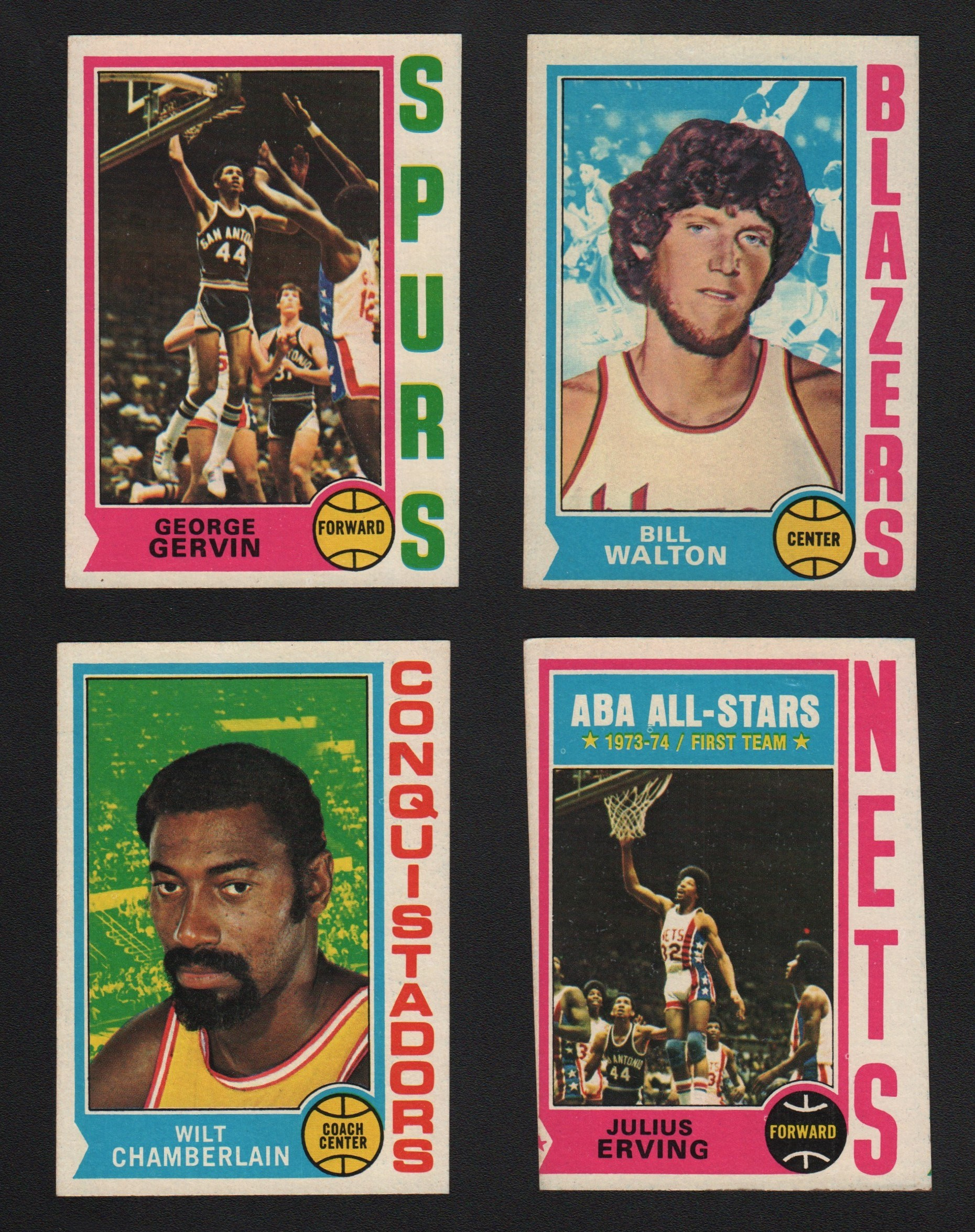 Basketball Cards - Monthly 11-18