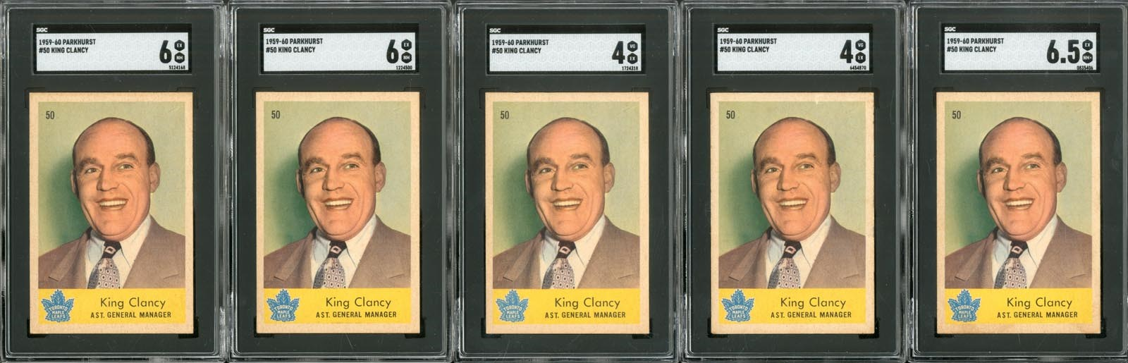 Hockey Cards - Monthly 11-18