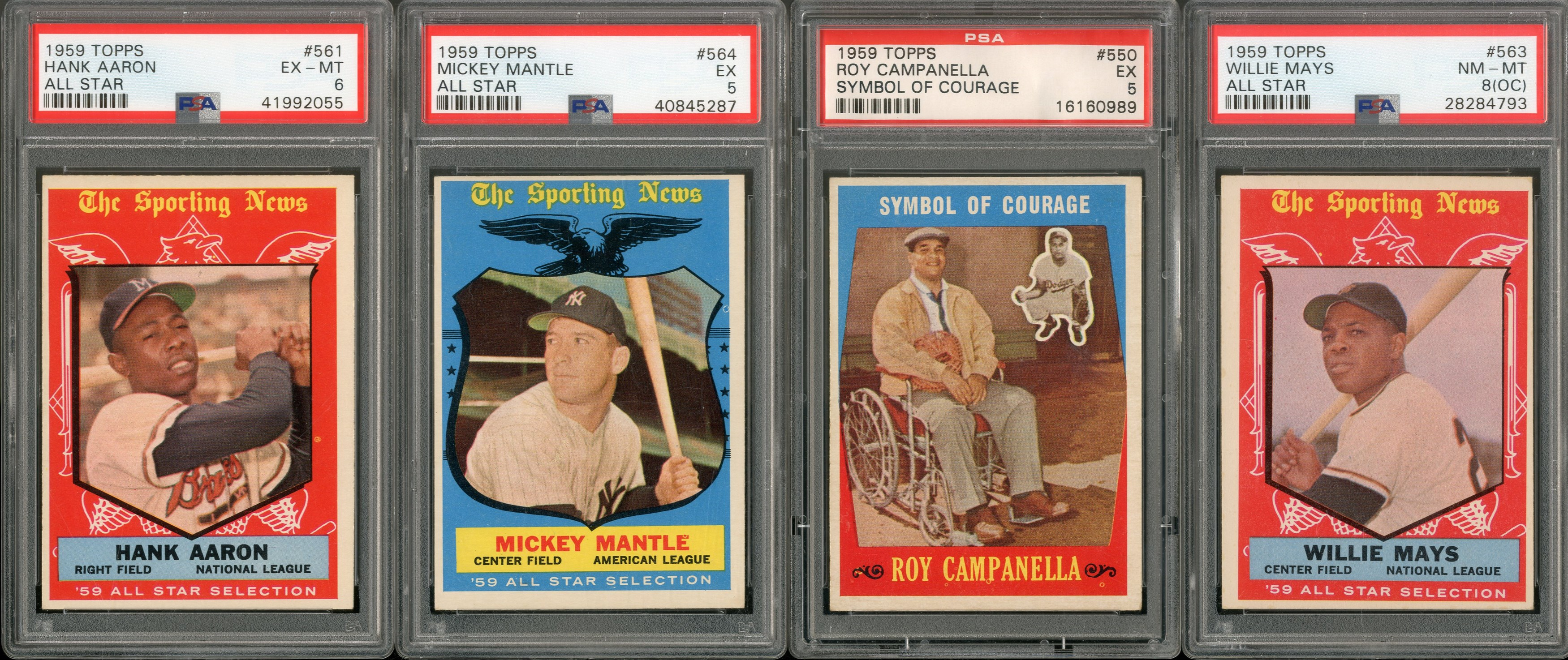 Baseball and Trading Cards - Monthly 11-18