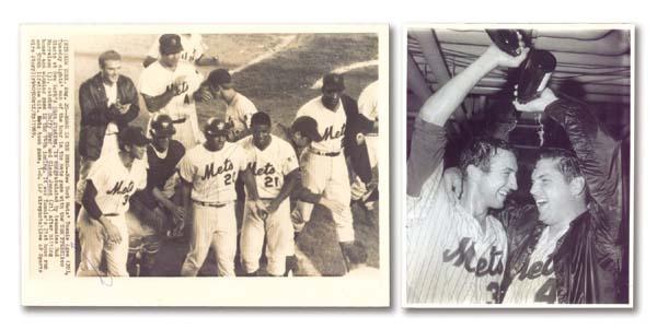 New York Baseball - auction