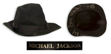 Michael Jackson - auction