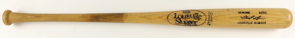 Early 1980s Fred Lynn Game Used Bat