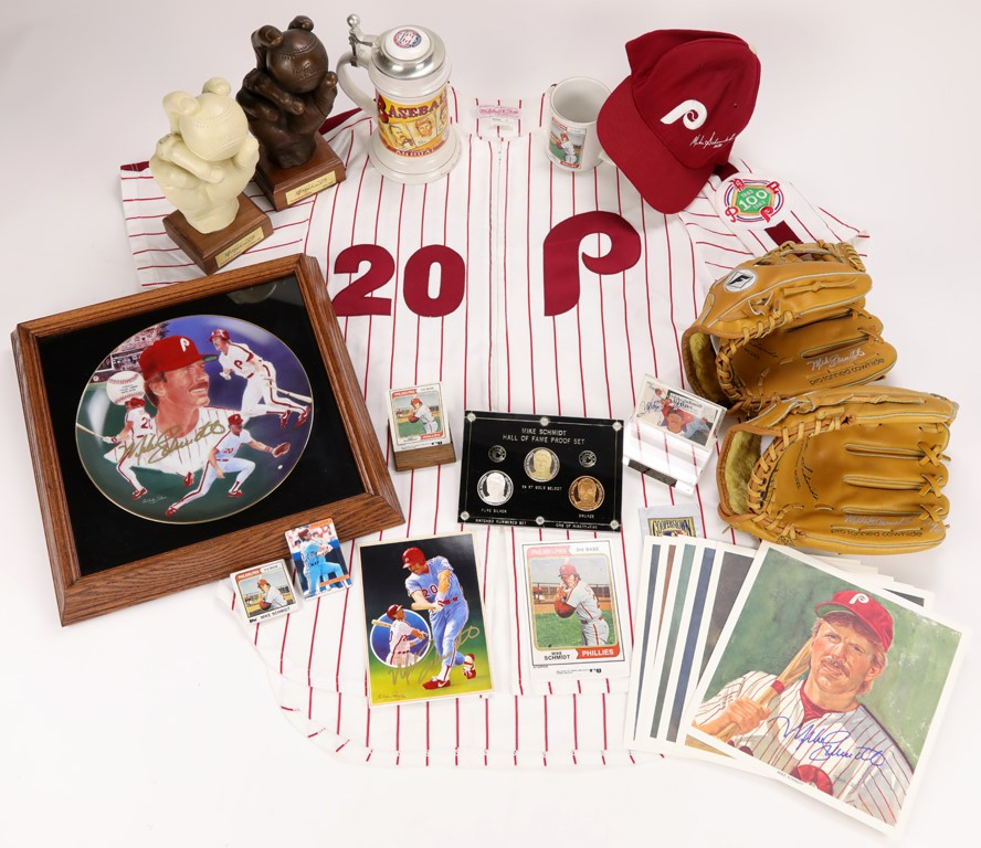 Mike Schmidt Collection (17)