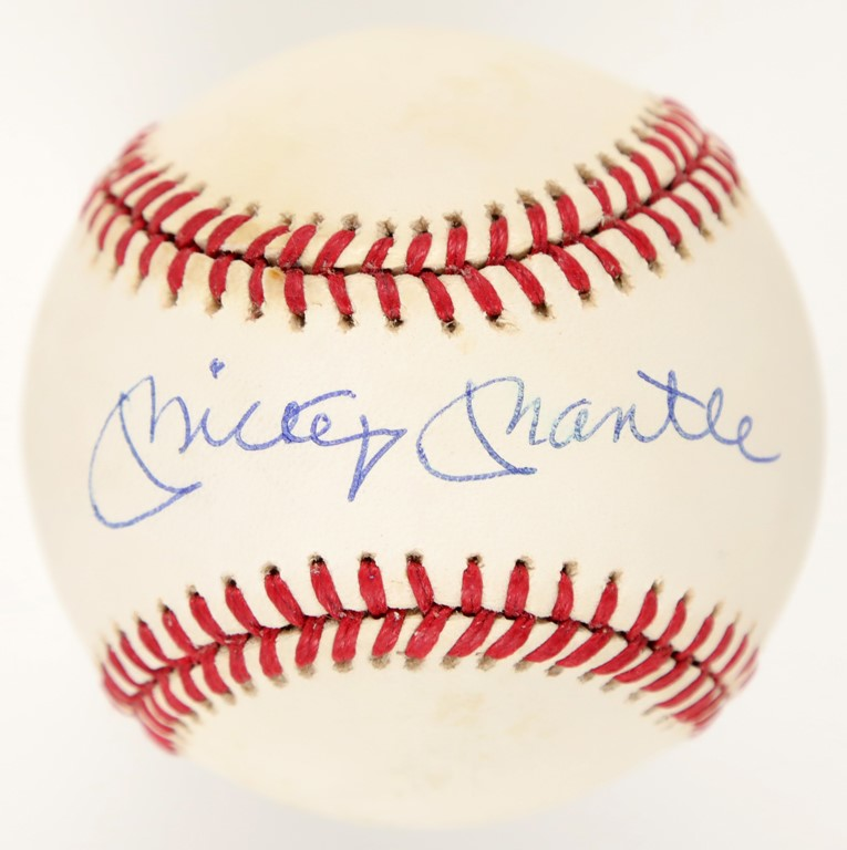 Baseball Autographs - 2020 Winter Pop-Up Auction