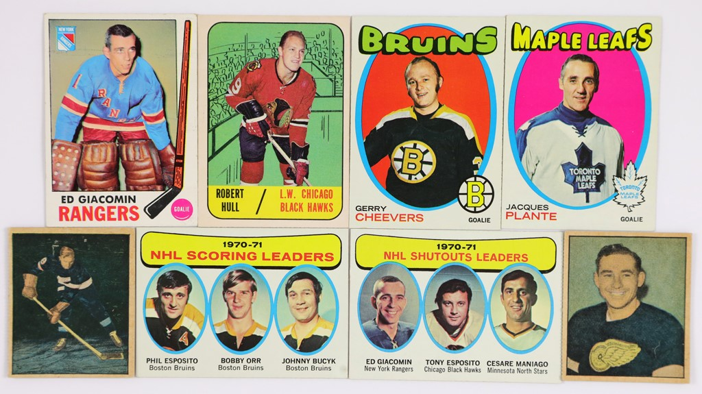 Hockey Cards - 2020 Winter Pop-Up Auction